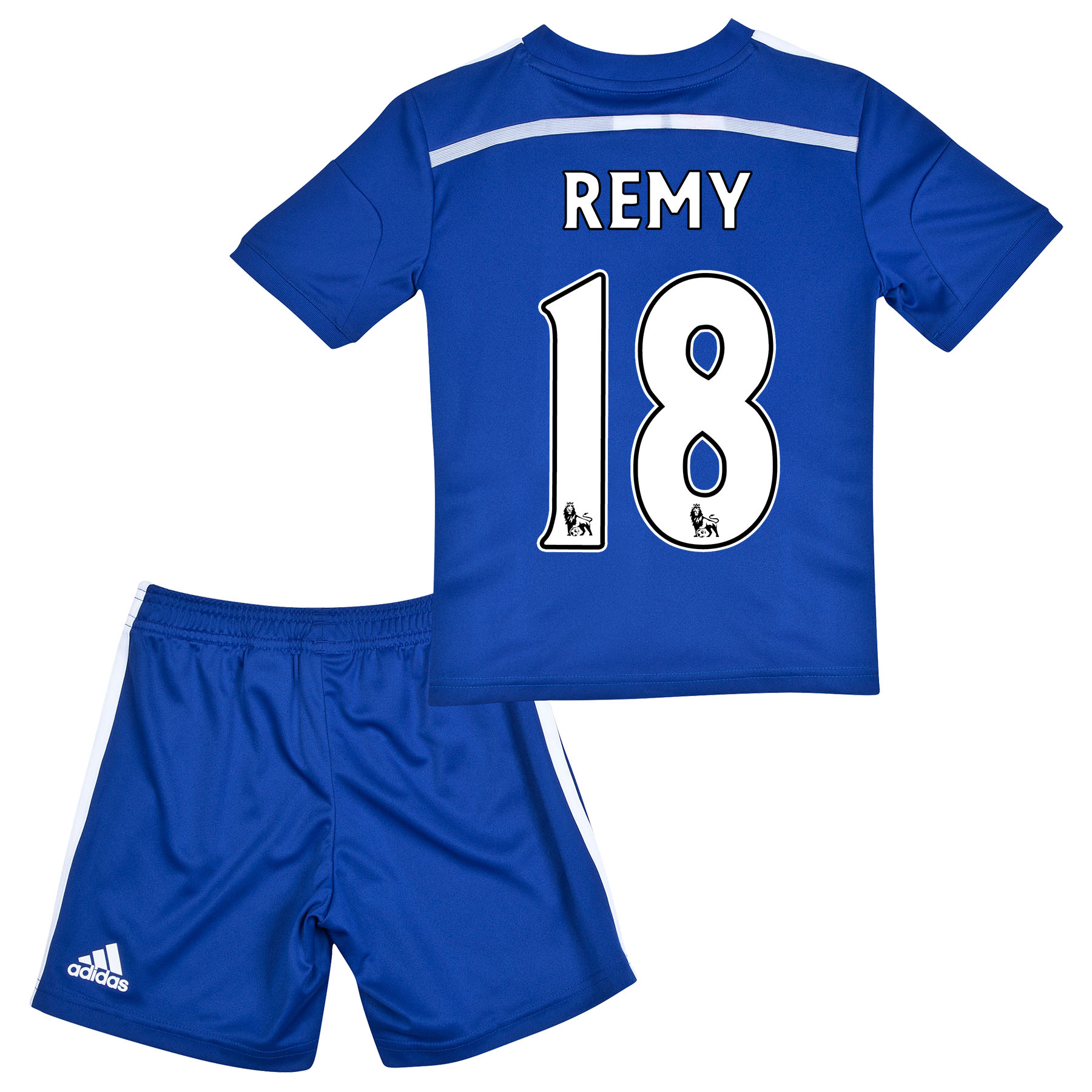 Chelsea Home Mini Kit 2014/15 with Remy 18 printing