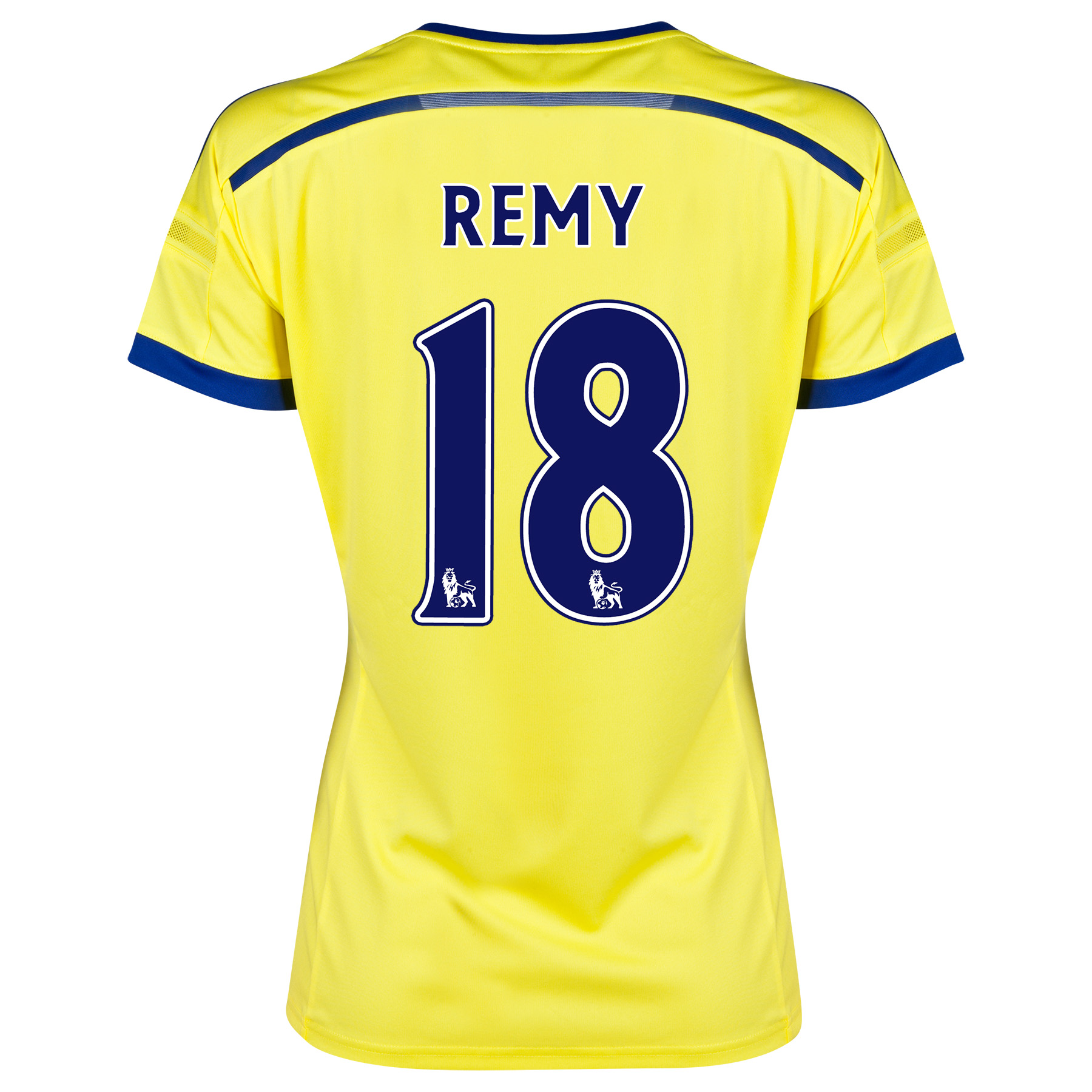 Chelsea Away Shirt 2014/15 - Womens with Remy 18 printing