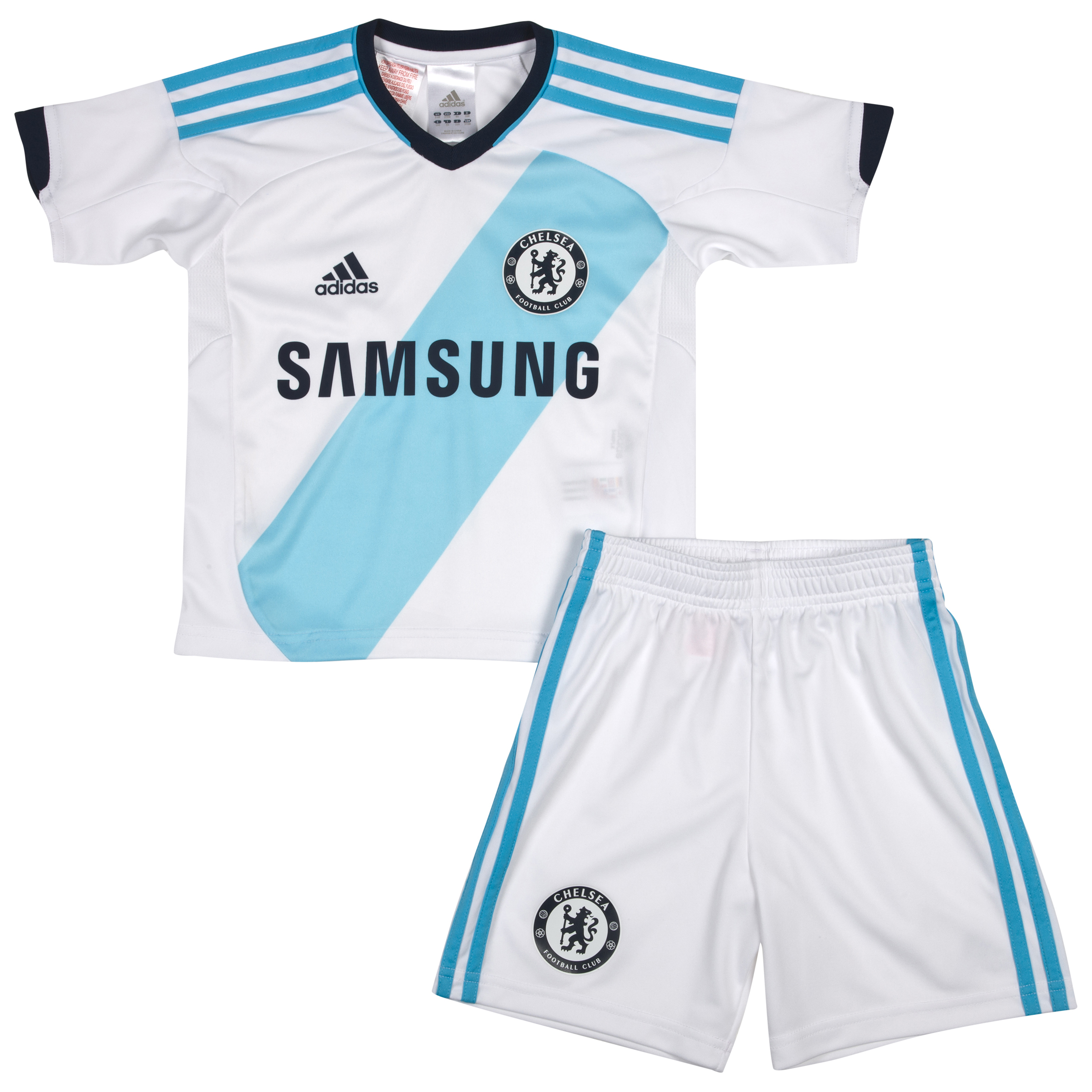 Chelsea Away Mini Kit 2012/13