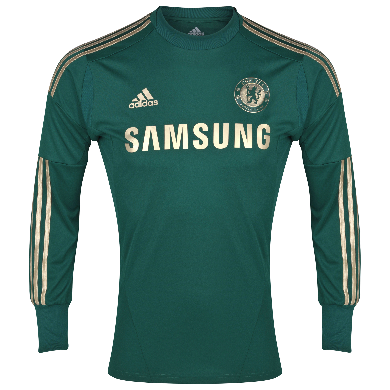 2012 13 Chelsea Home Goalkeeper Kit Football Shirts News