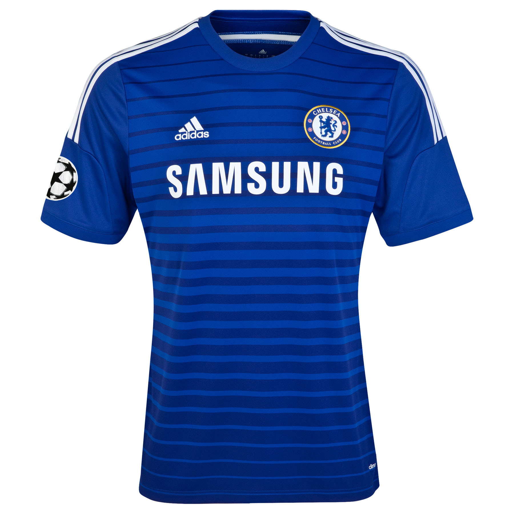 Chelsea UEFA Champions League Home Shirt 2014/15