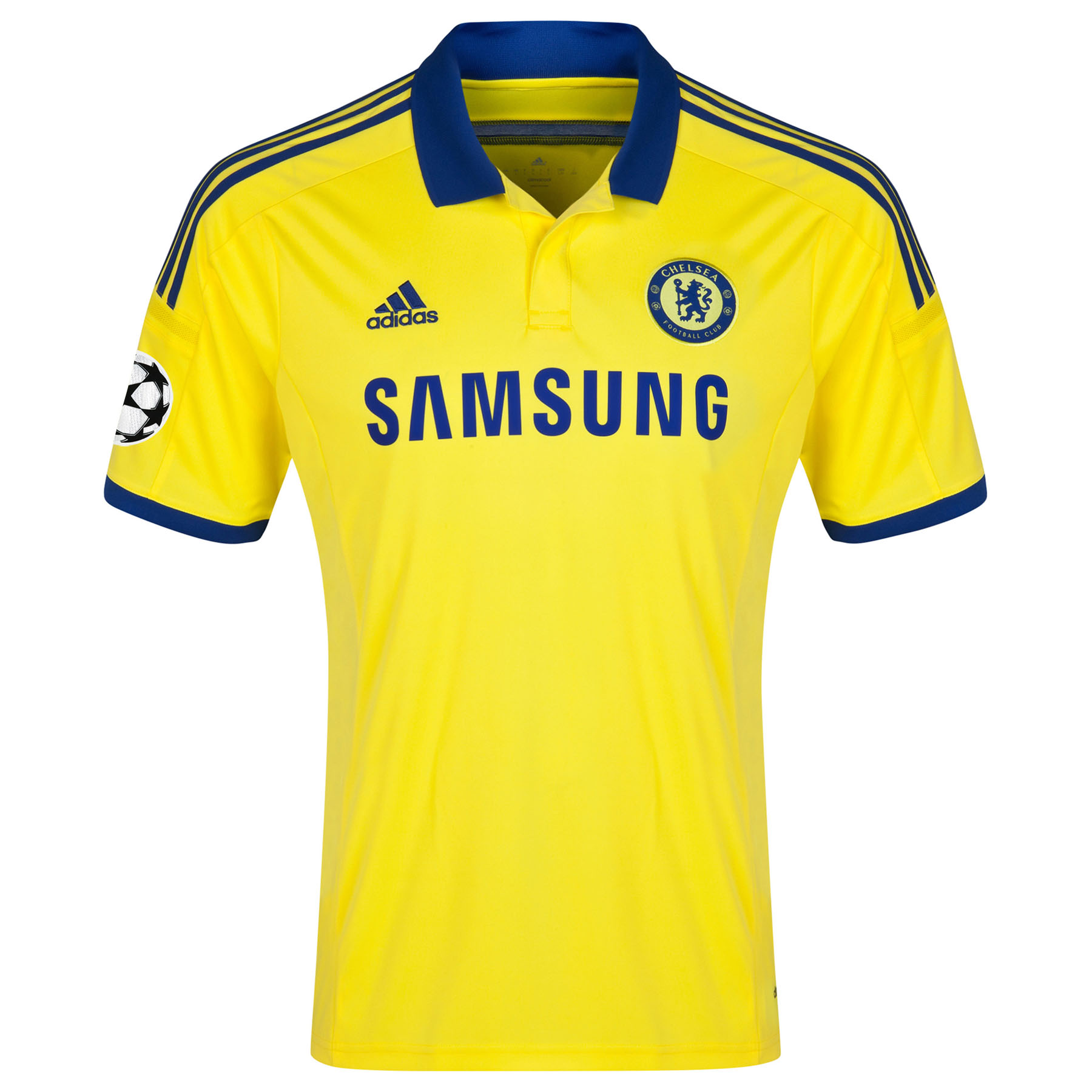 Chelsea UEFA Champions League Away Shirt 2014/15