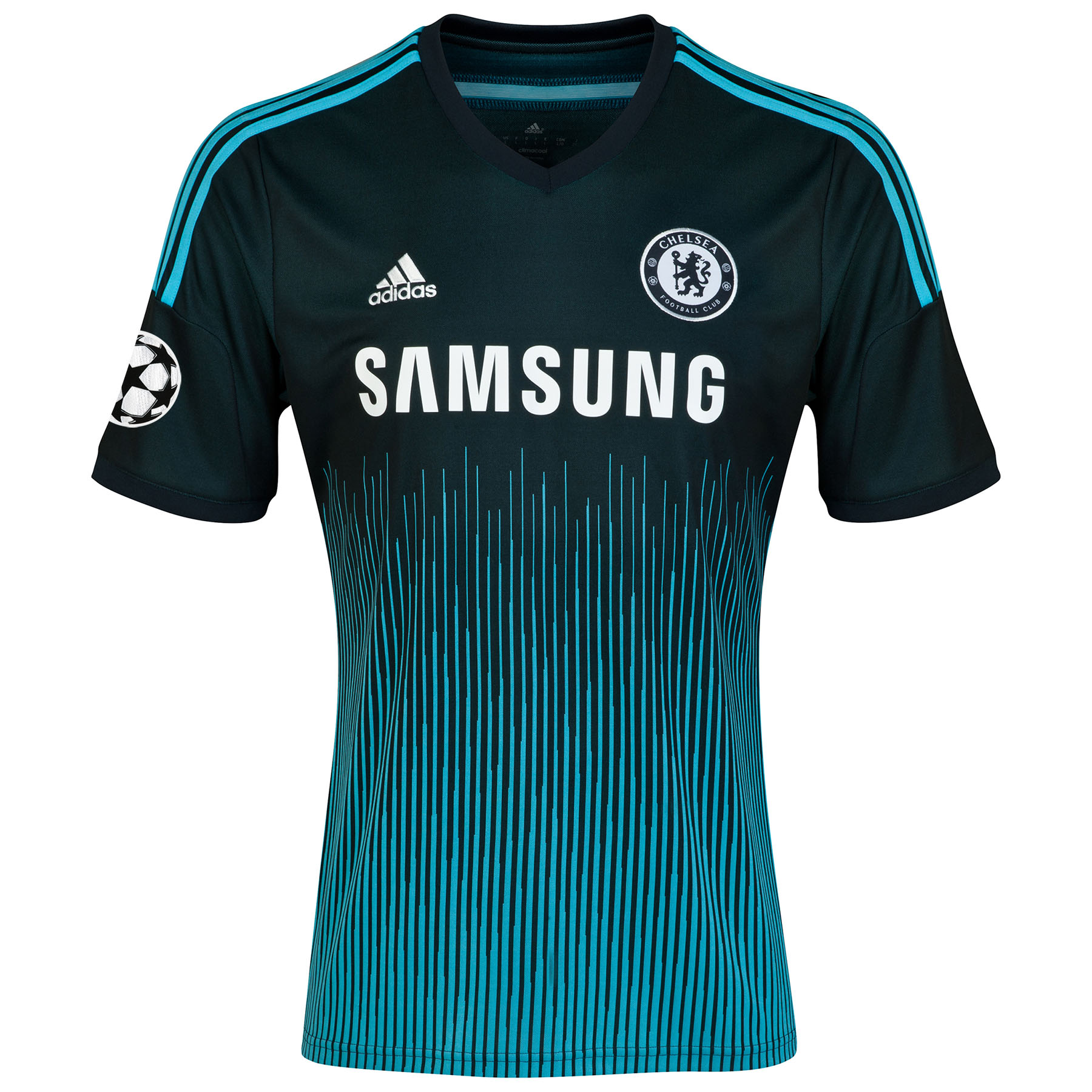 Chelsea UEFA Champions League Third Shirt 2014/15