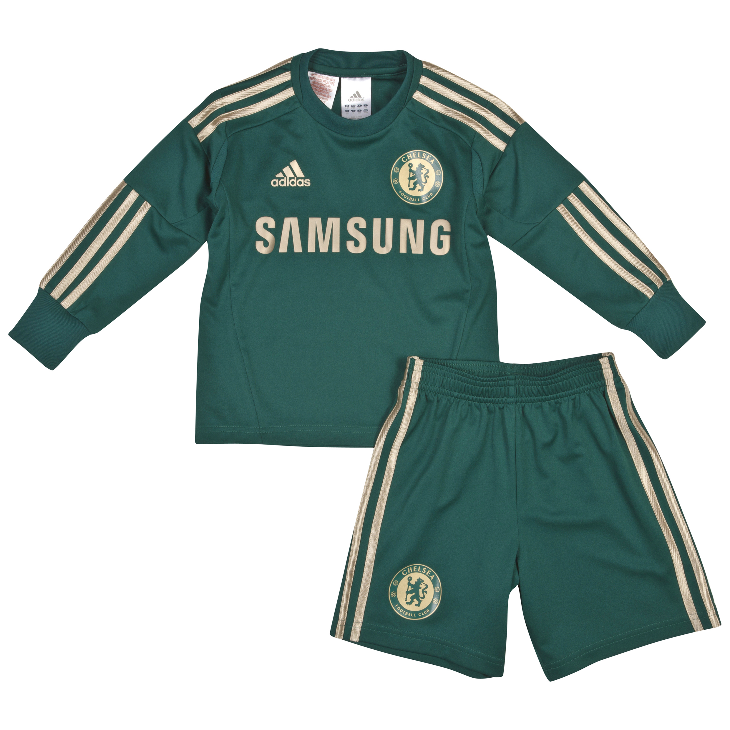 Chelsea Goalkeeper Mini Kit 2012/14