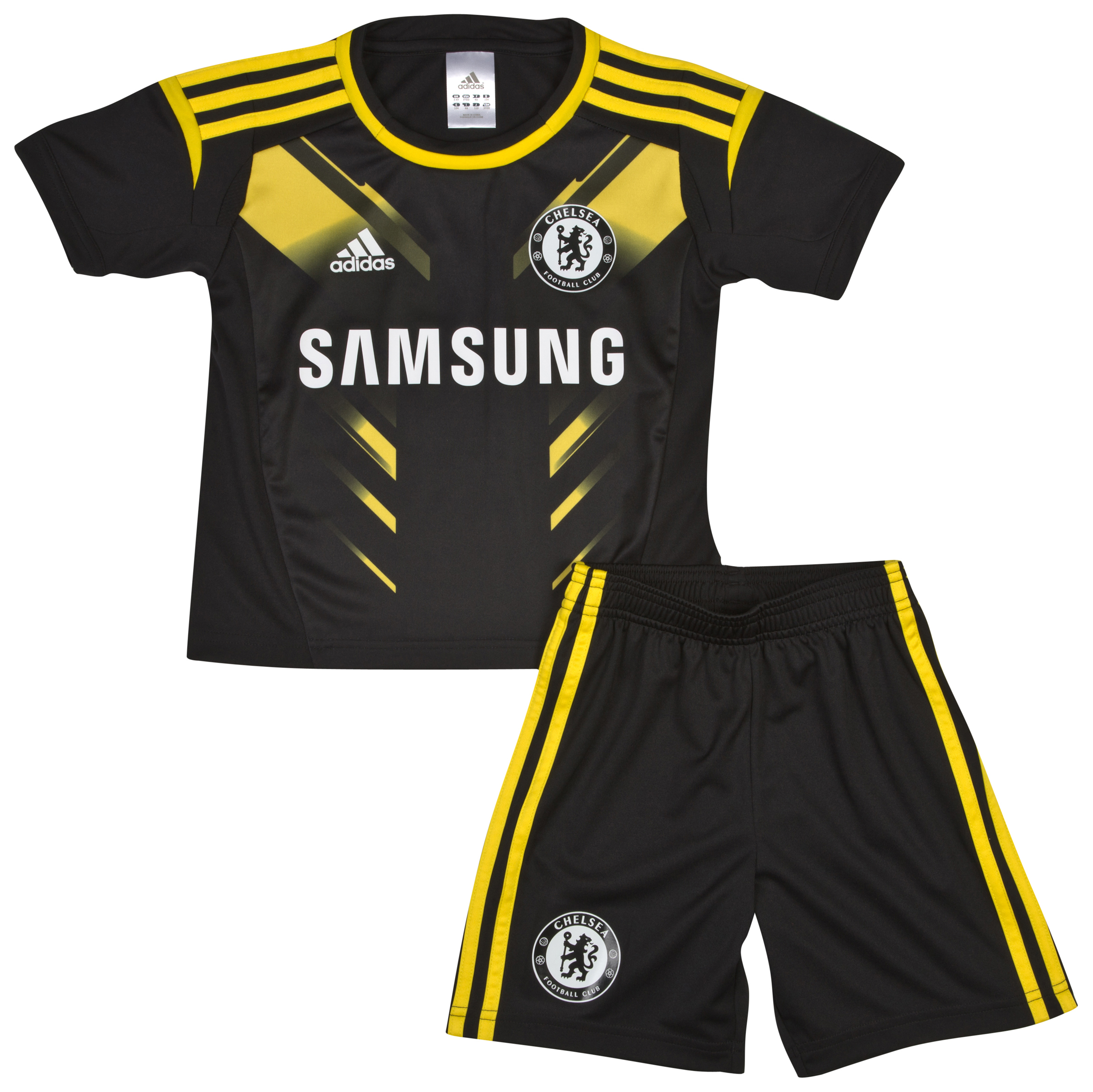 Chelsea Third Mini Kit 2012/13