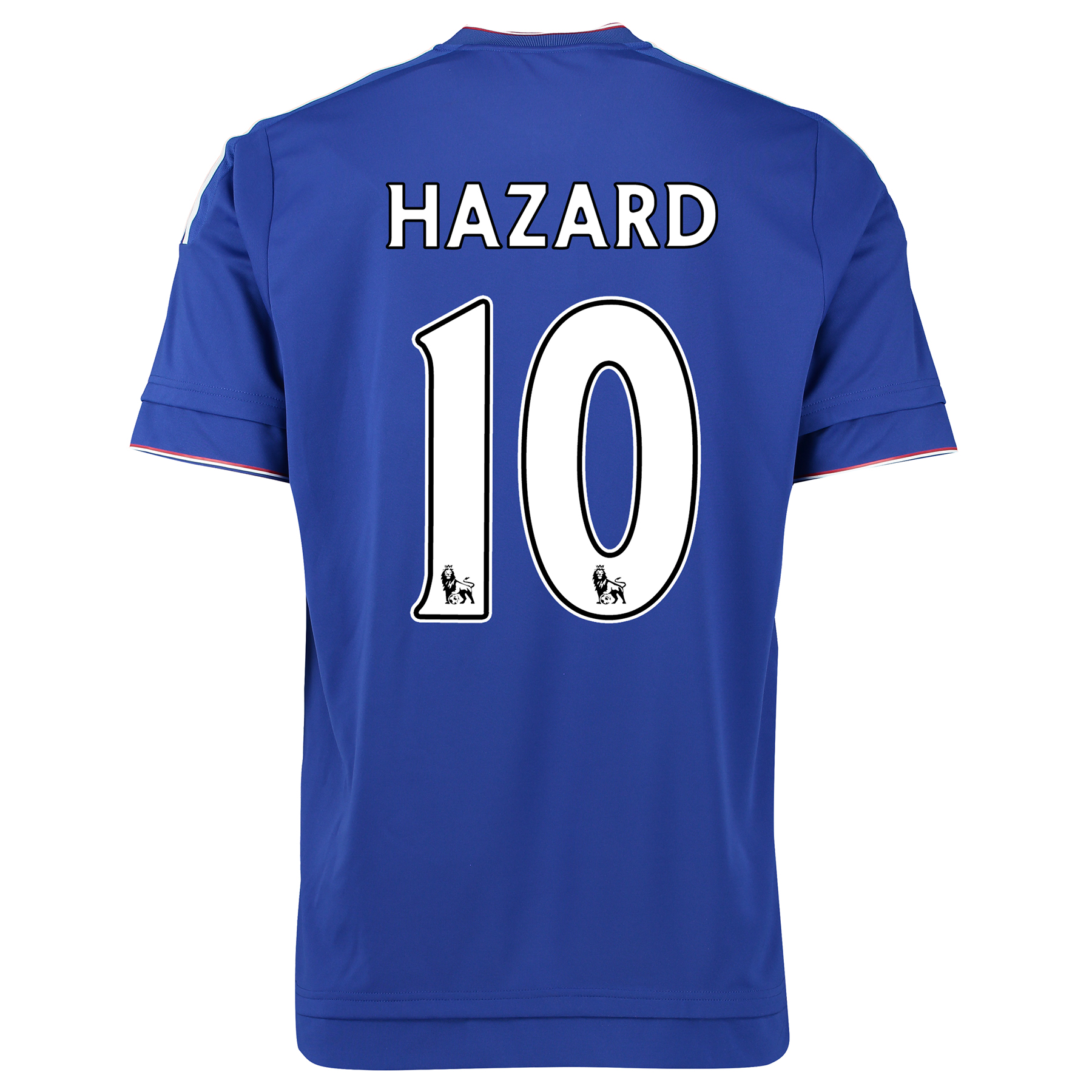 with Hazard 10 printing