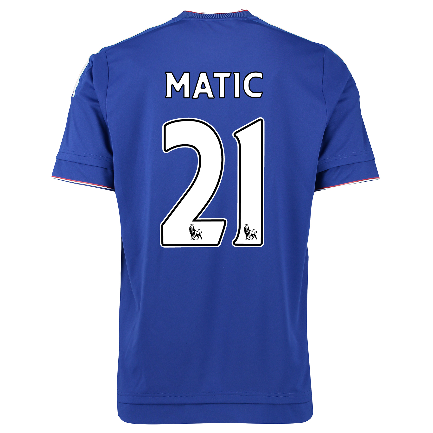 Chelsea Home Shirt 2015/16 Kids Blue with Matic 21 printing