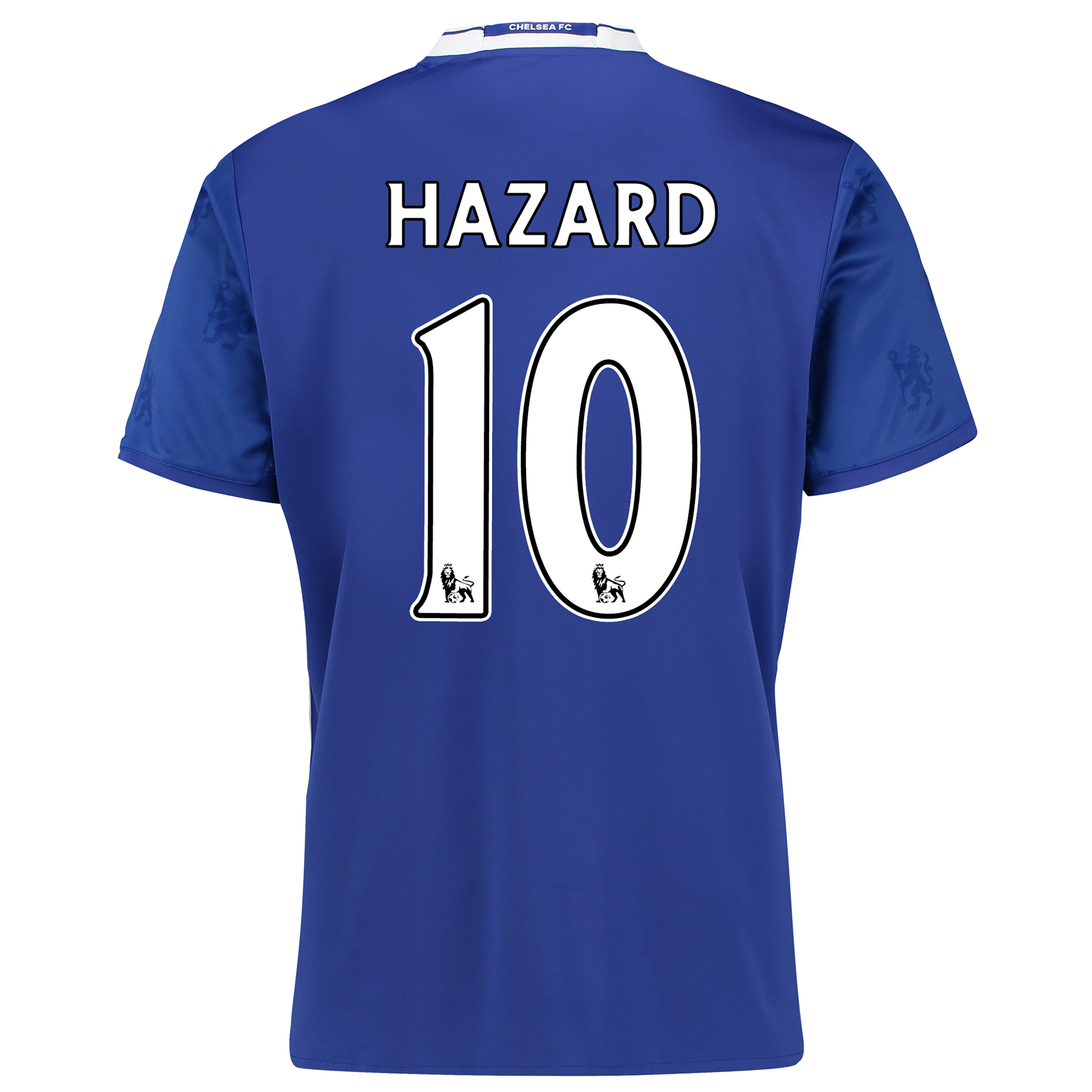 Chelsea Home Shirt 2016-17 with Hazard 10 printing