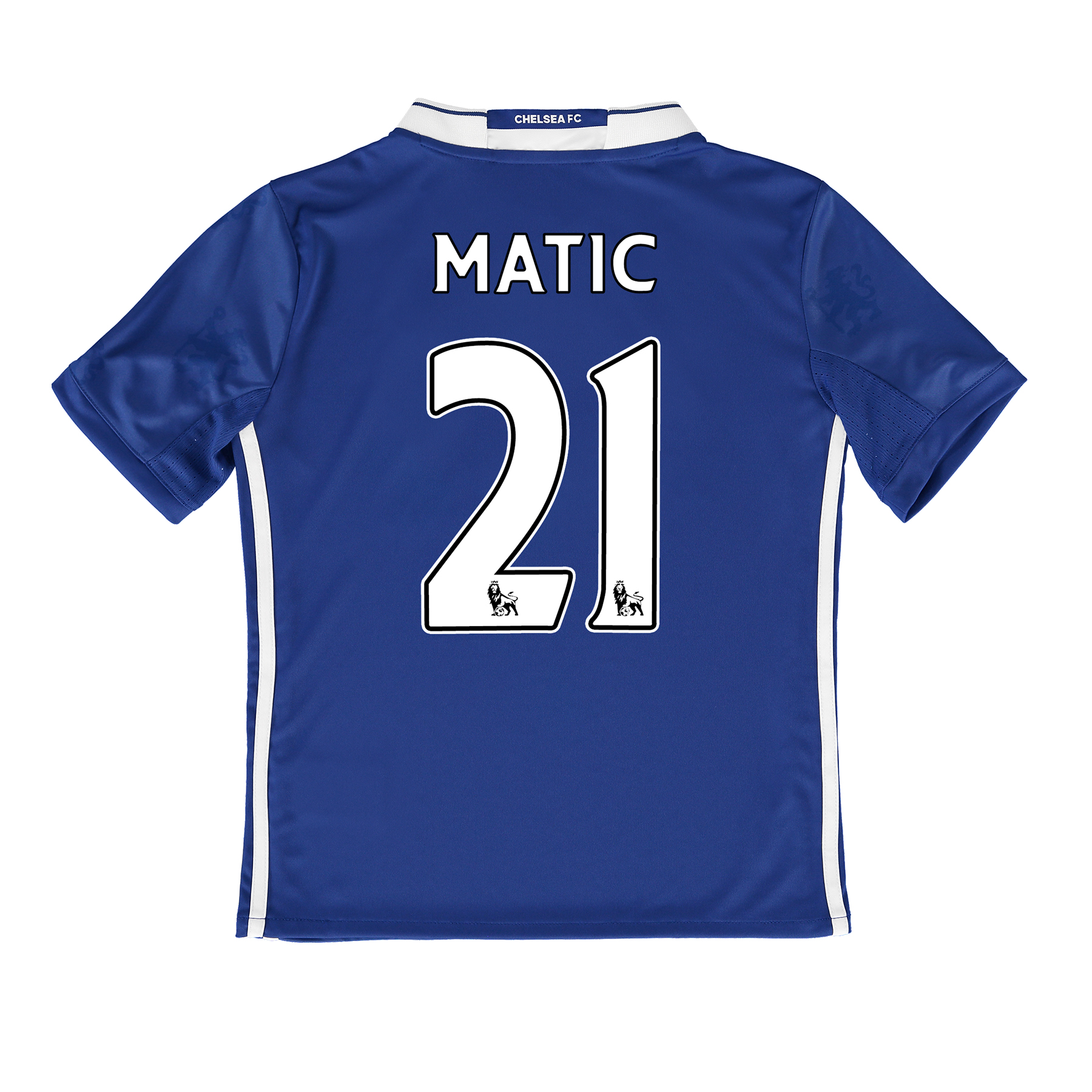 Chelsea Home Shirt 2016-17 - Kids with Matic 21 printing
