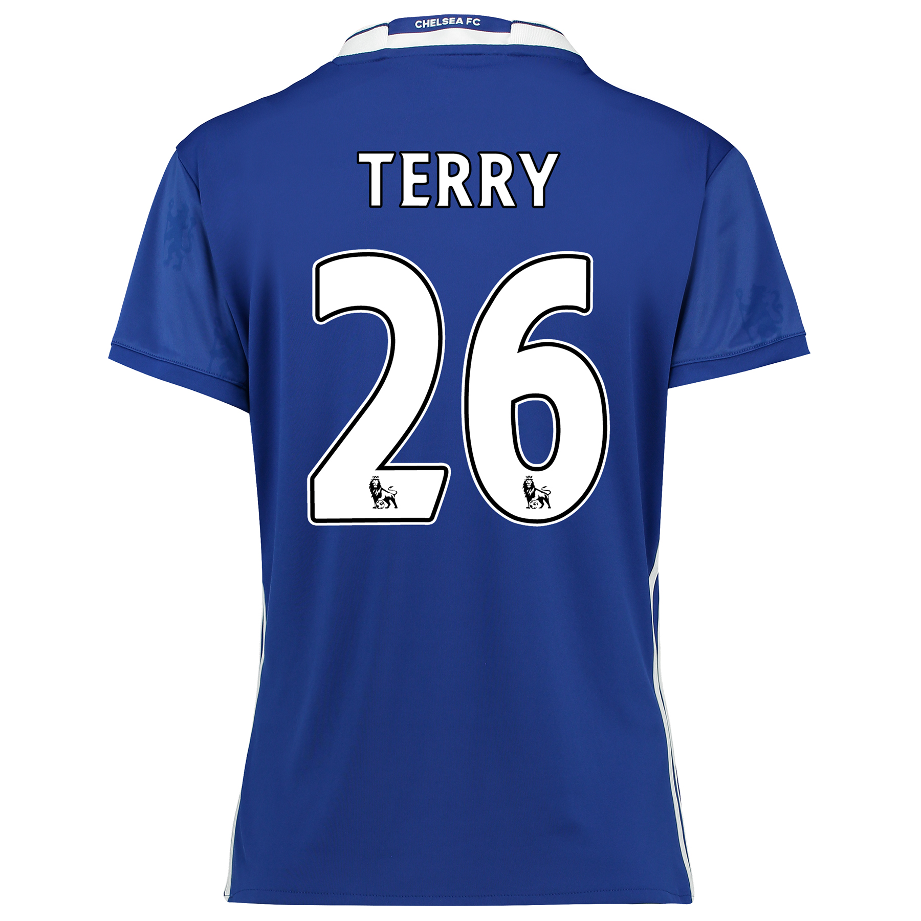 Chelsea Home Shirt 2016-17 - Womens Fit with Terry 26 printing