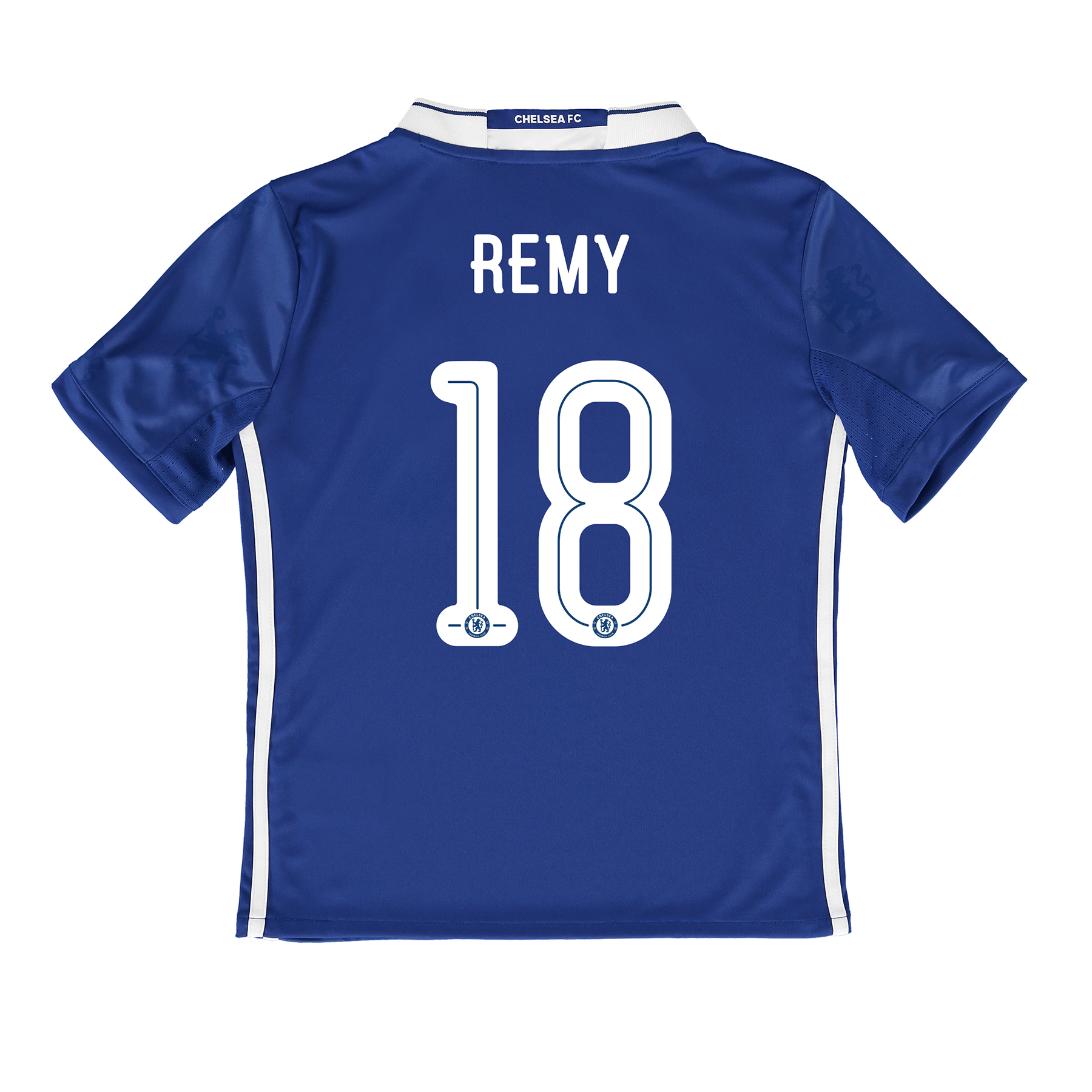Chelsea Linear Home Shirt 2016-17 - Kids with Remy 18 printing