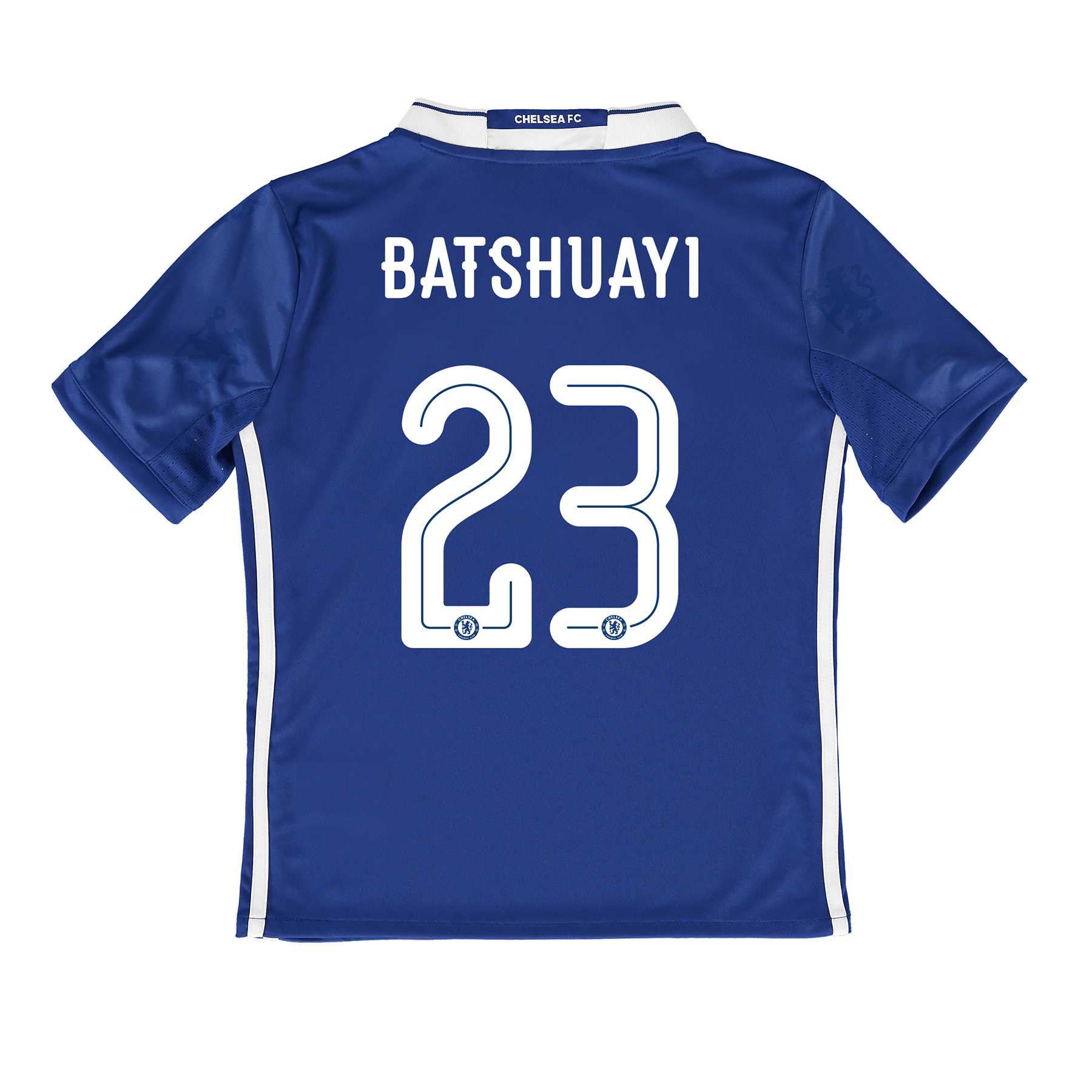 Chelsea Linear Home Shirt 2016-17 - Kids with Batshuayi 23 printing