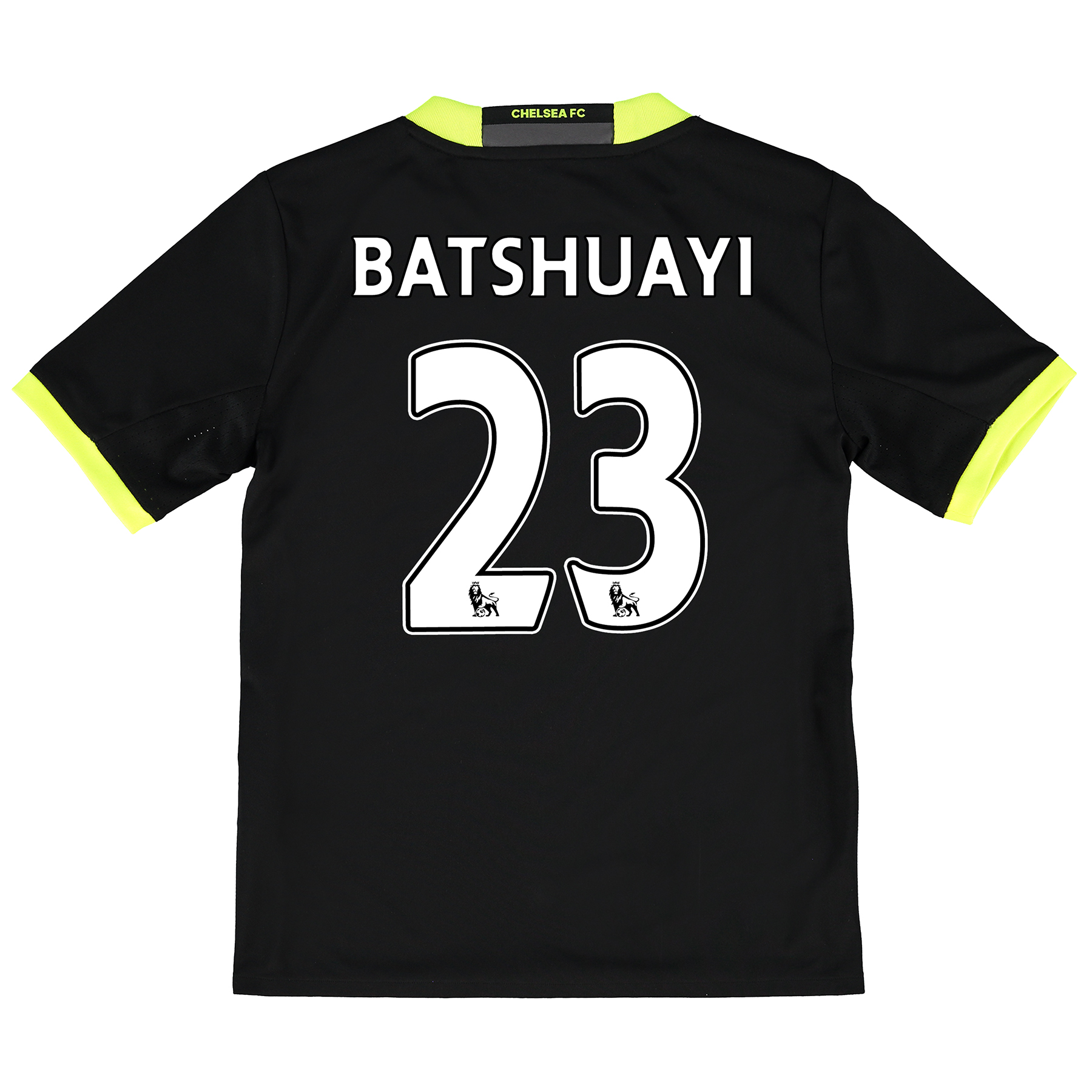 Chelsea Away Shirt 16-17 - Kids with Batshuayi 23 printing