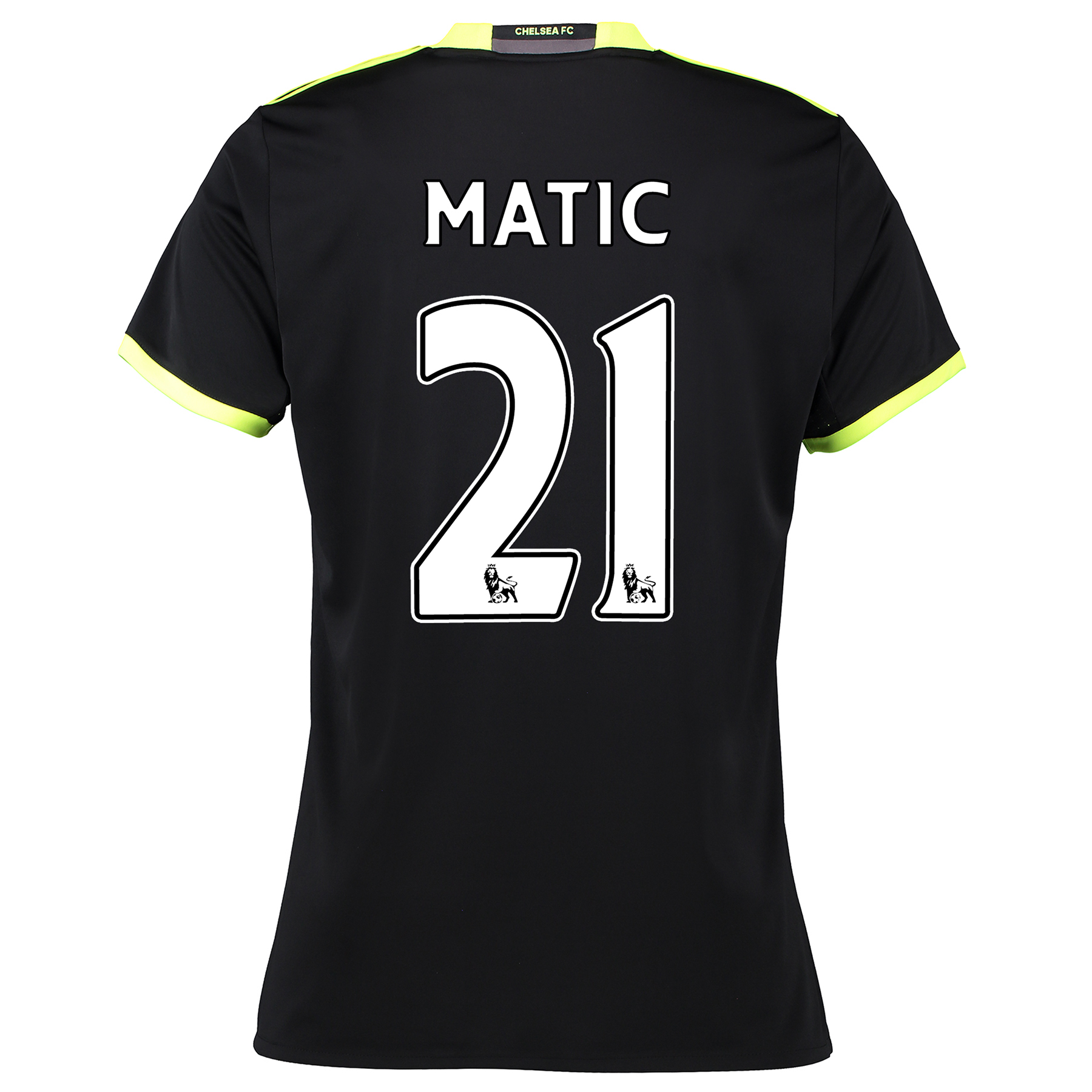 Chelsea Away Shirt 16-17 - Womens with Matic 21 printing