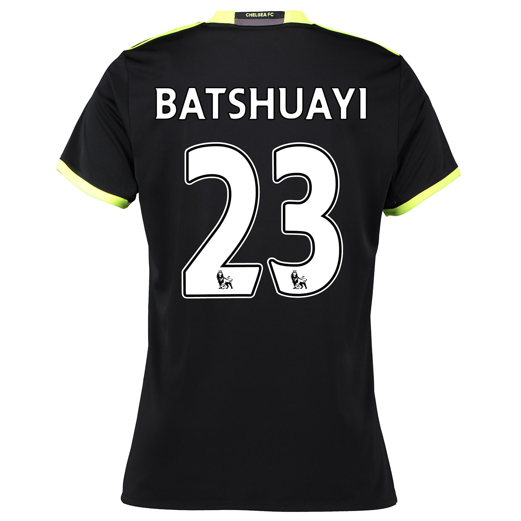 Chelsea Away Shirt 16-17 - Womens with Batshuayi 23 printing