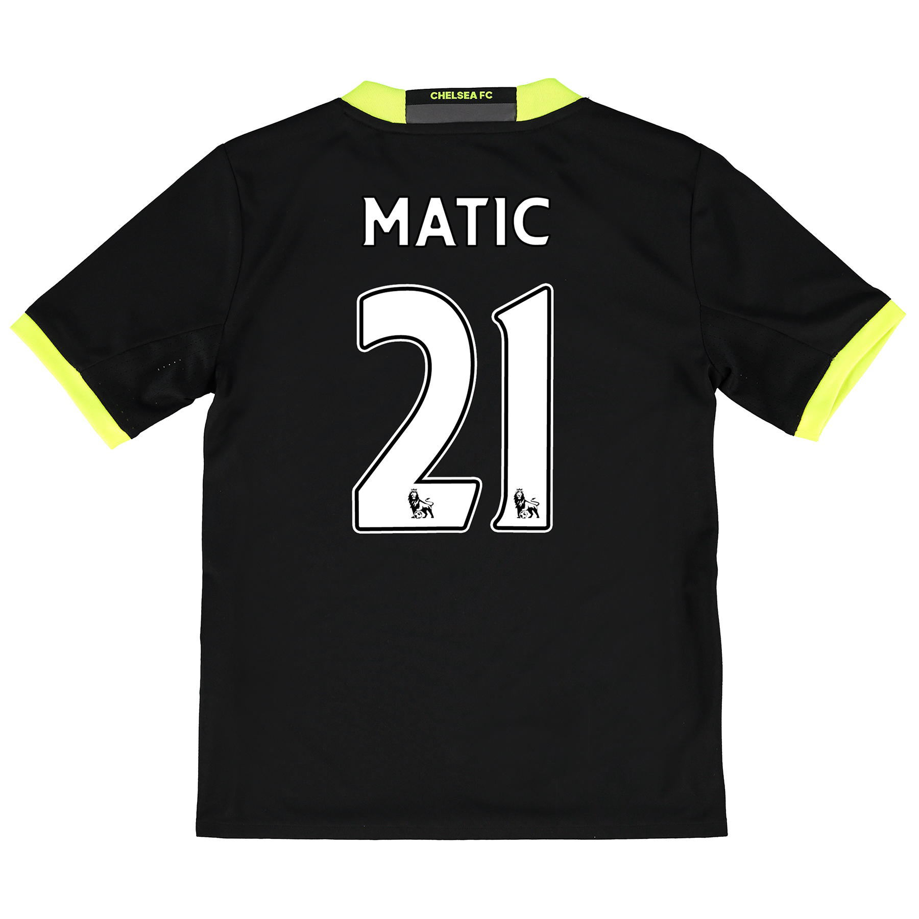 Chelsea Away Baby Kit 16-17 with Matic 21 printing