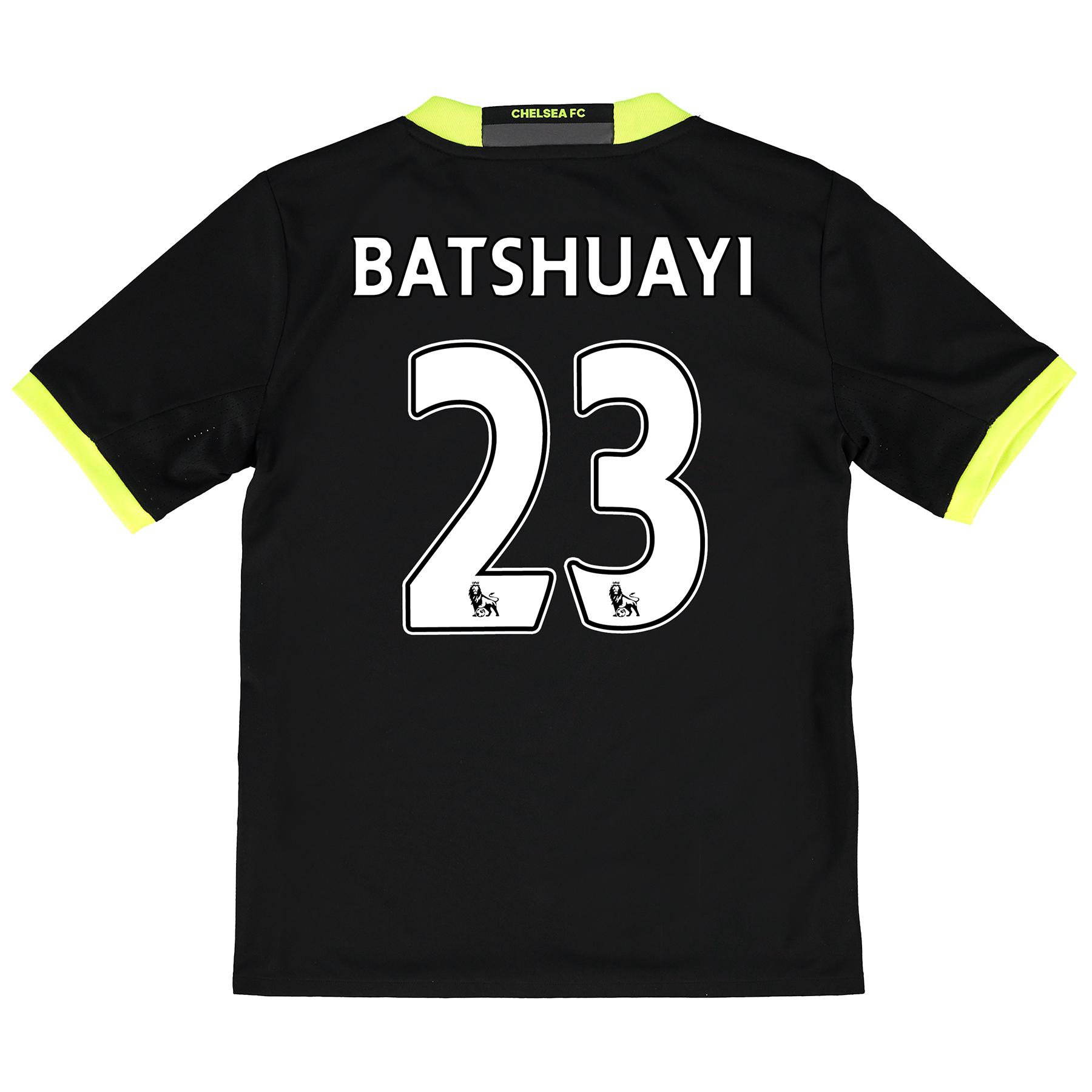 Chelsea Away Baby Kit 16-17 with Batshuayi 23 printing