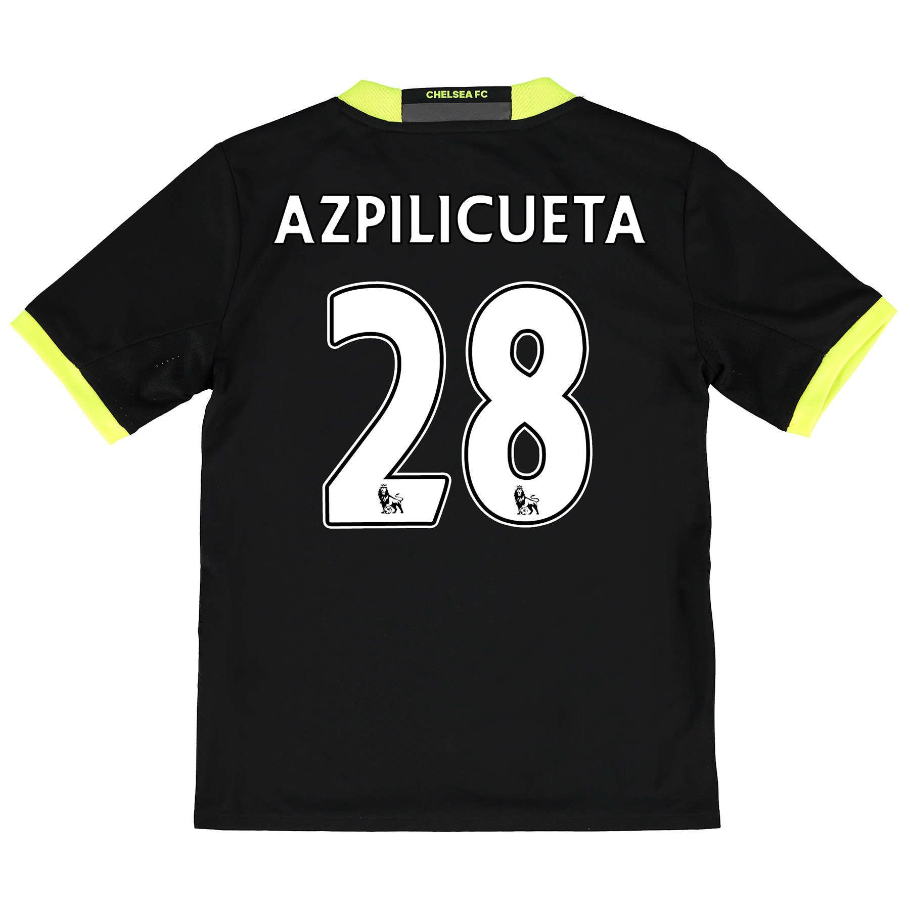 Chelsea Away Baby Kit 16-17 with Azpilicueta 28 printing