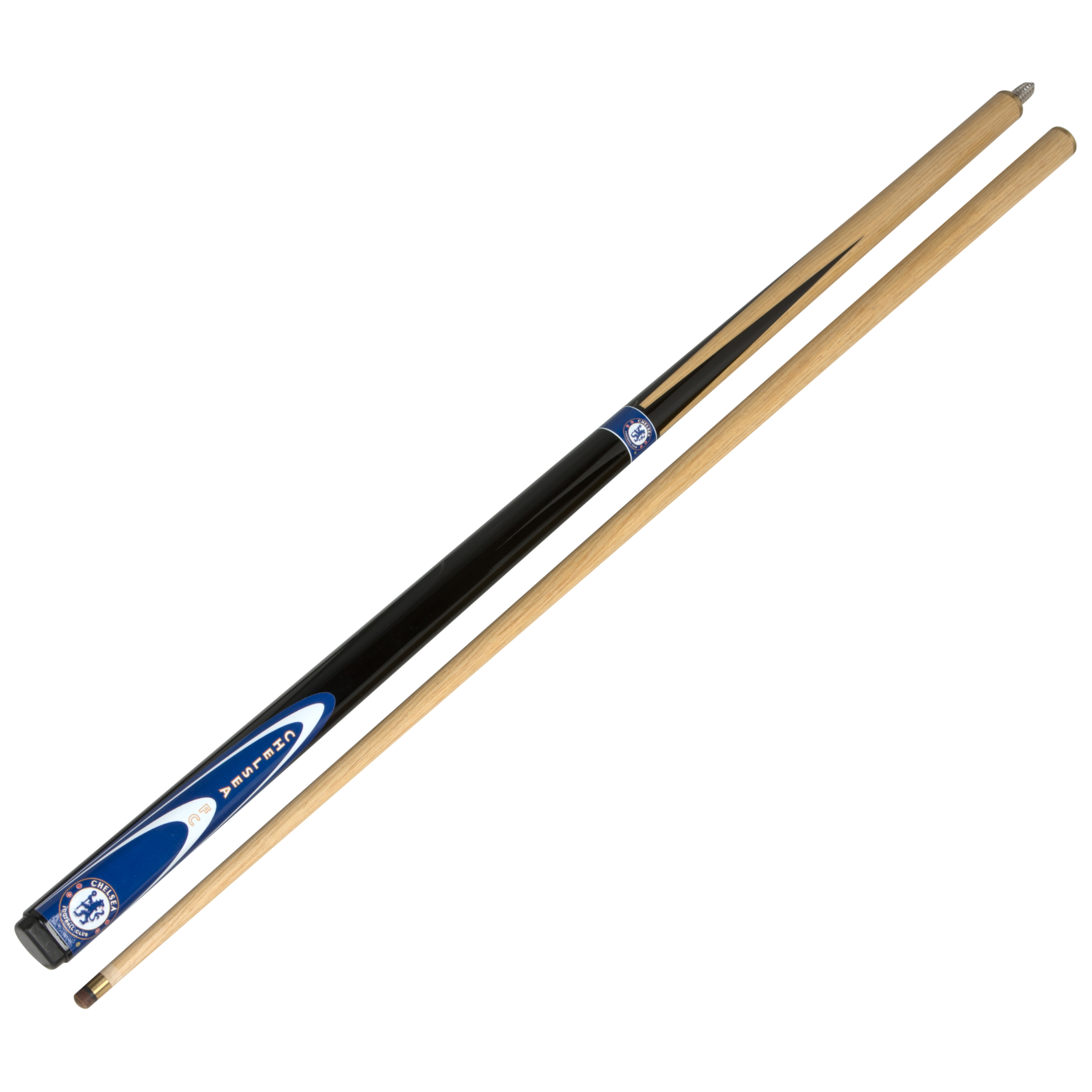 Chelsea Snooker - UK Pool Cue and Case