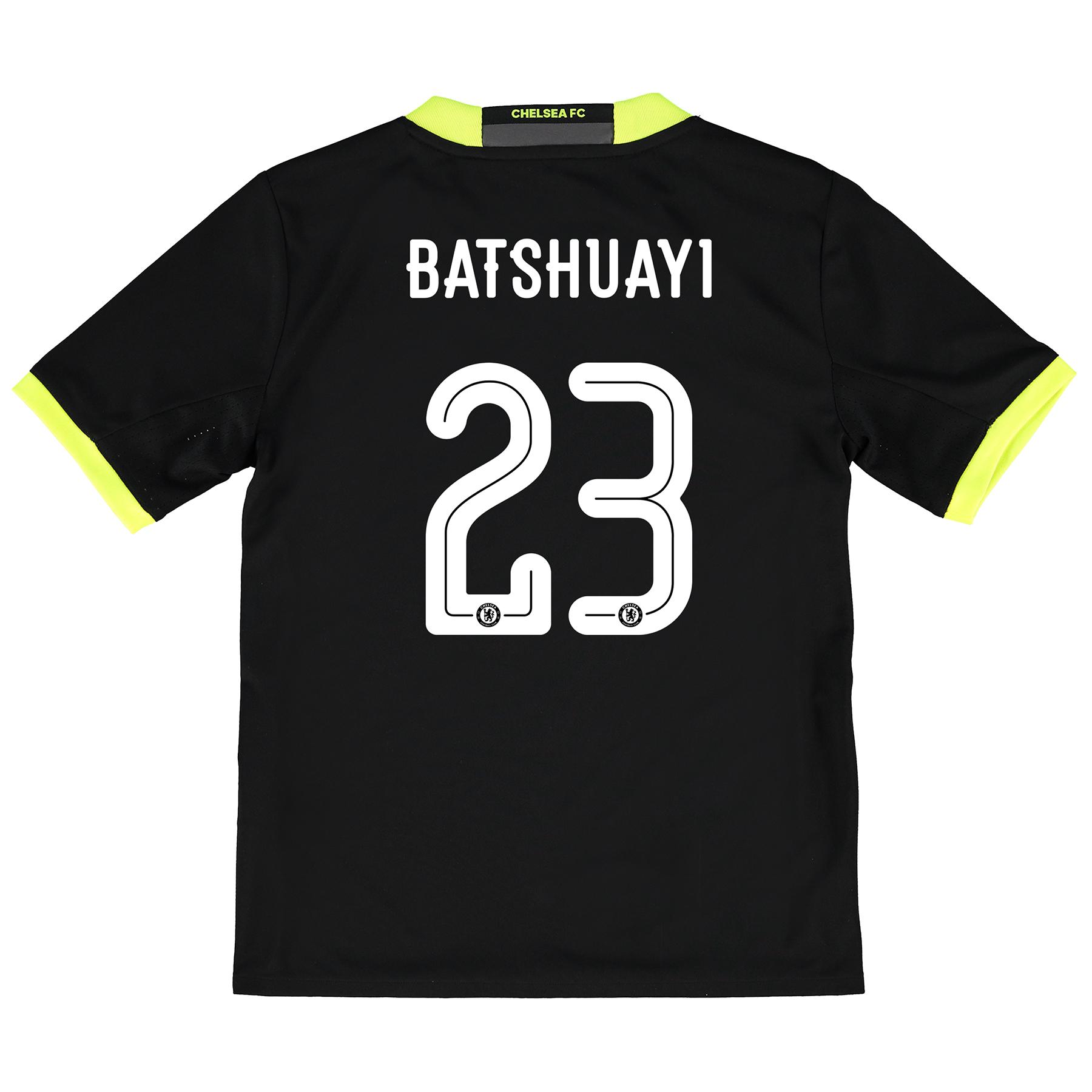 Chelsea Linear Away Shirt 16-17 - Kids with Batshuayi 23 printing