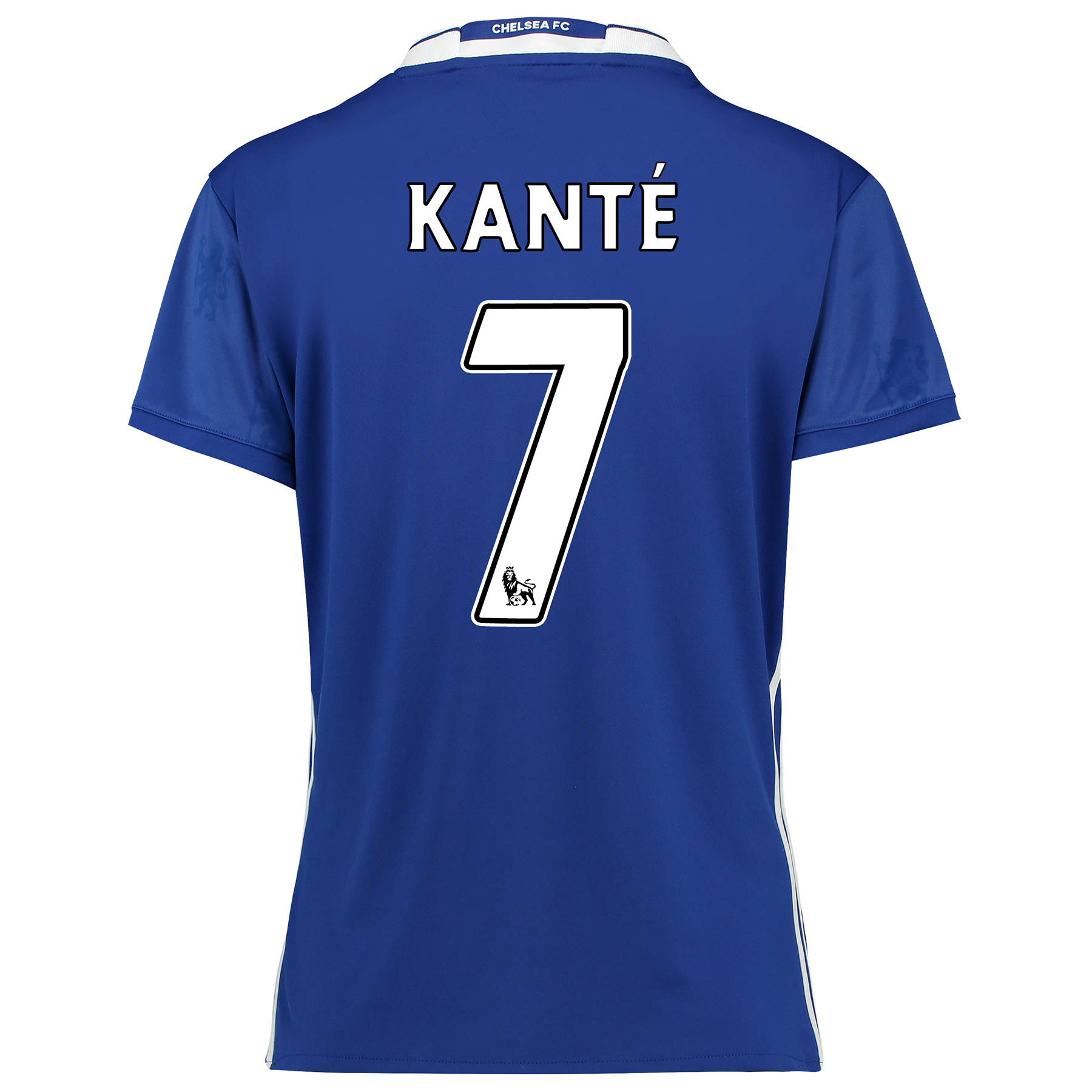 Chelsea Home Shirt 2016-17 - Womens Fit with Kanté 7 printing