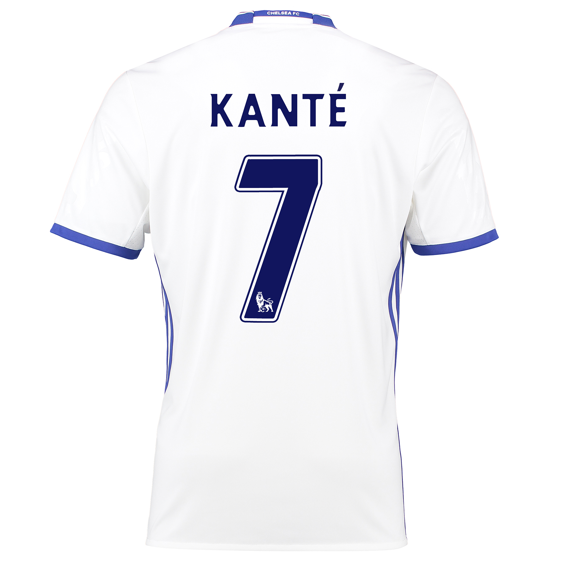 Chelsea Third Shirt 16-17 with Kanté 7 printing