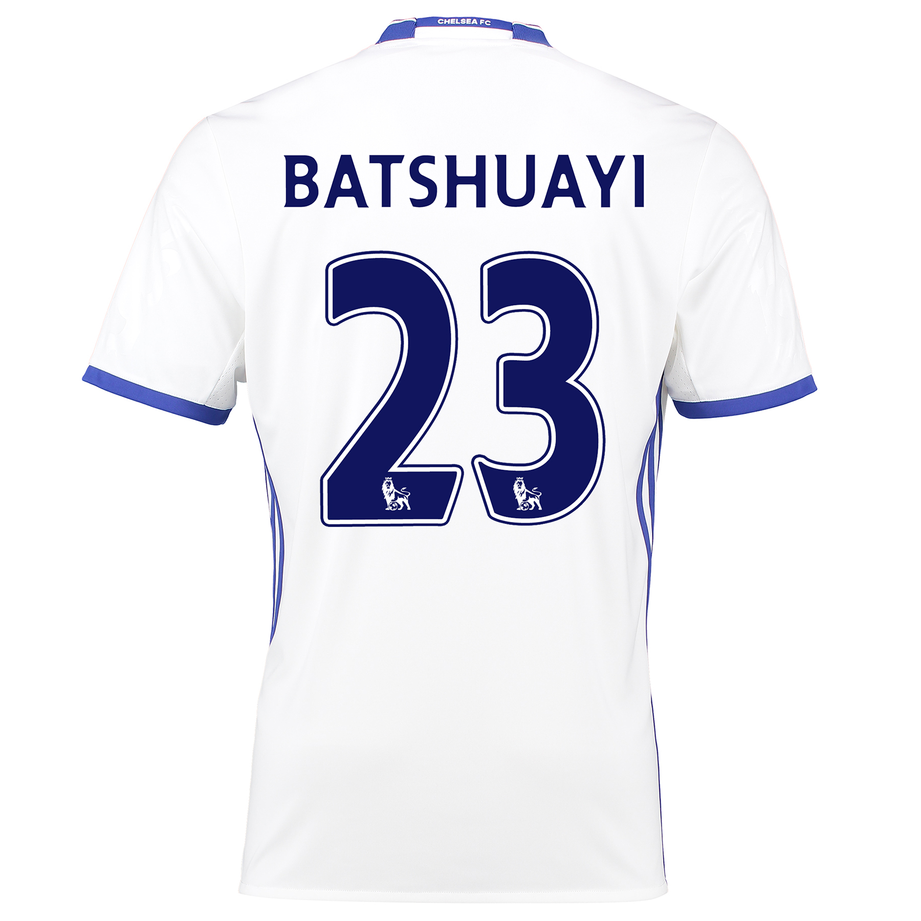 Chelsea Third Shirt 16-17 with Batshuayi 23 printing