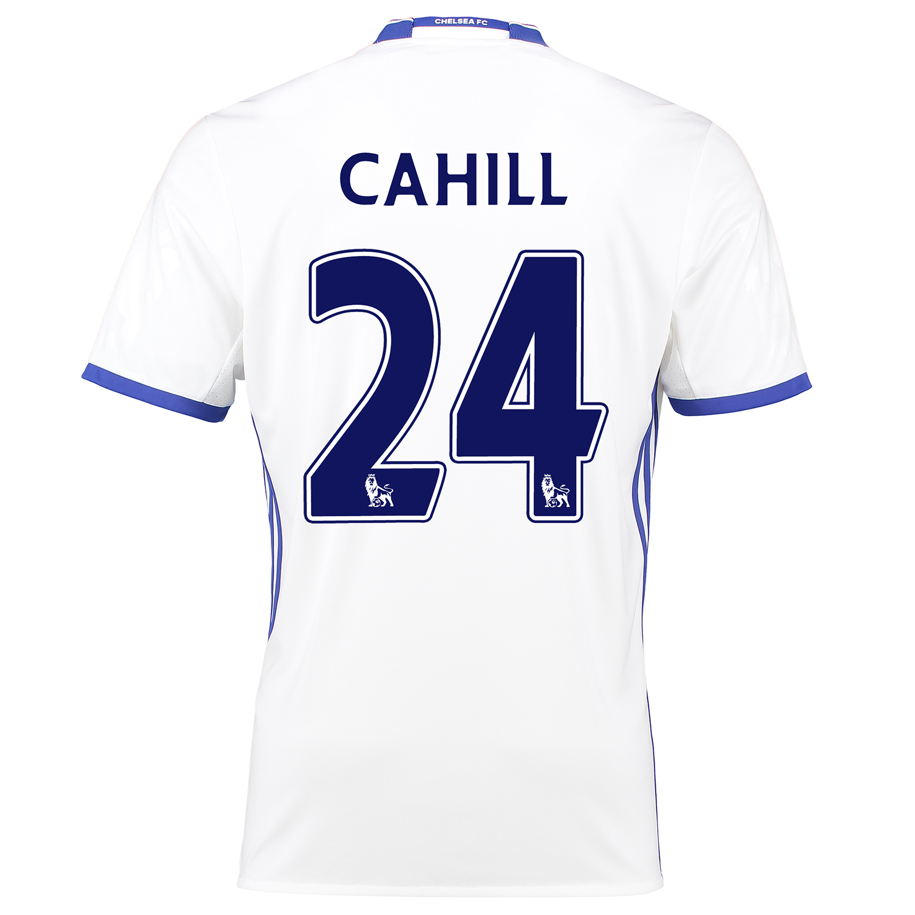 Chelsea Third Shirt 16-17 with Cahill 24 printing