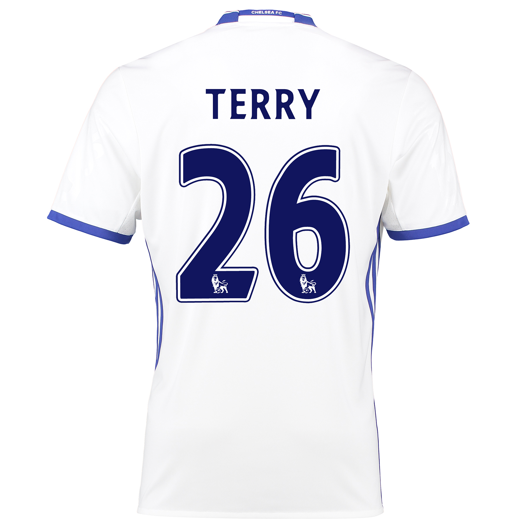 Chelsea Third Shirt 16-17 with Terry 26 printing