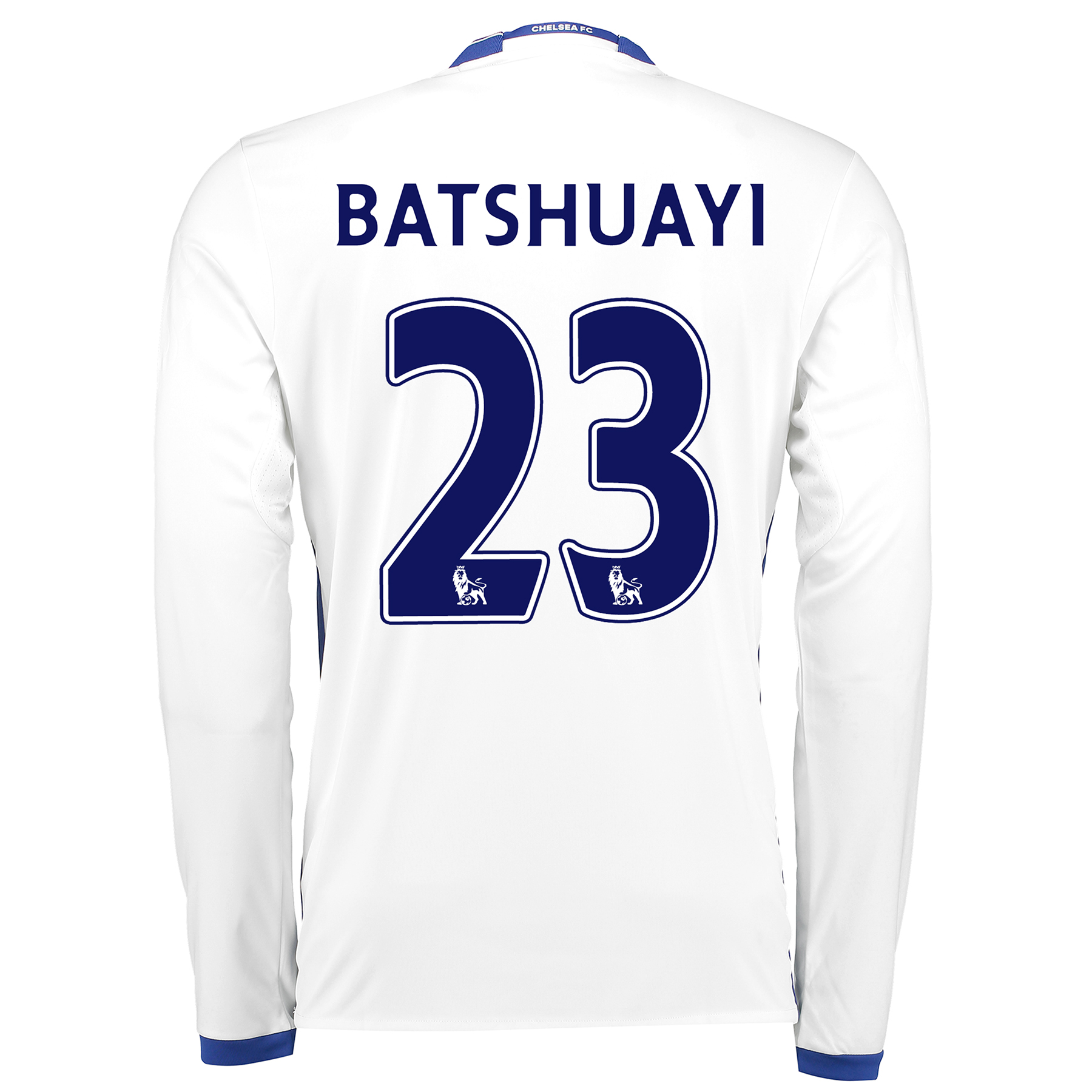 Chelsea Third Shirt 16-17 - Long Sleeve with Batshuayi 23 printing