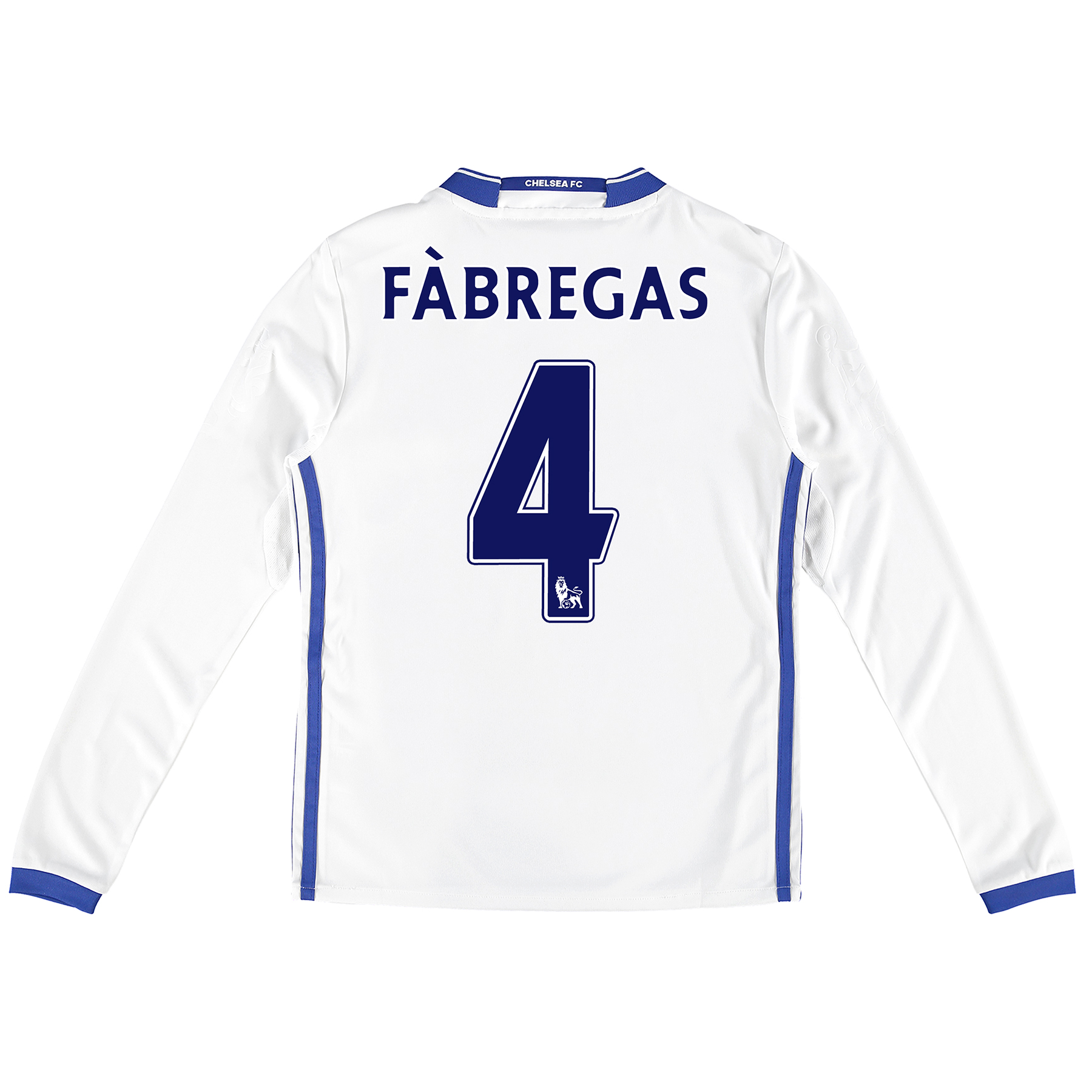 with Fàbregas 4 printing