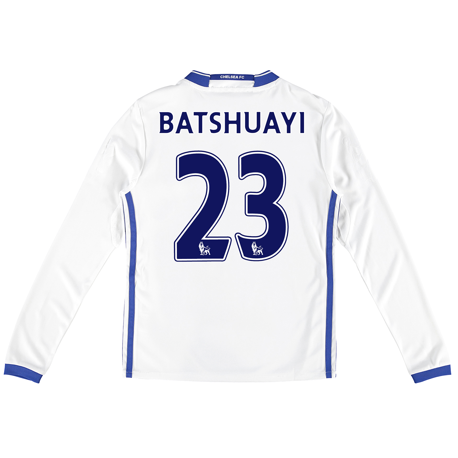 Chelsea Third Shirt 16-17 - Kids - Long Sleeve with Batshuayi 23 print