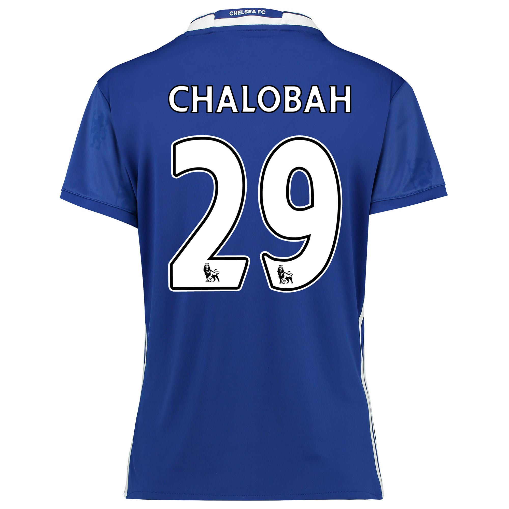 Chelsea Home Shirt 2016-17 - Womens Fit with Chalobah 29 printing