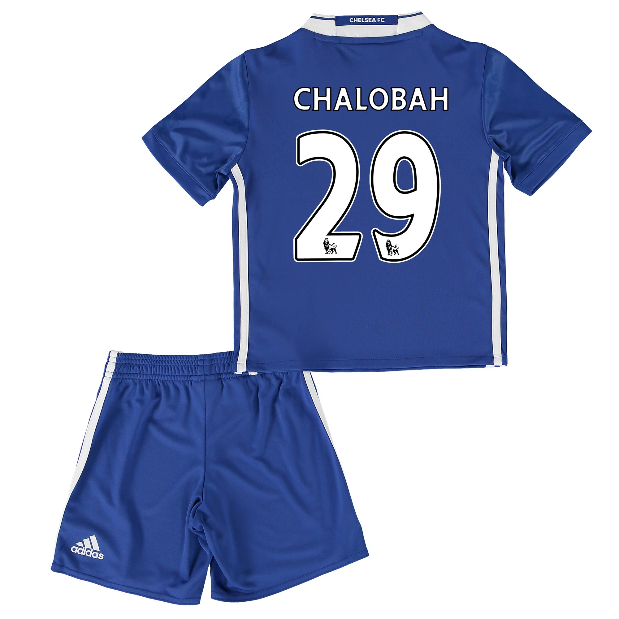 Chelsea Home Mini Kit 2016-17 with Chalobah 29 printing