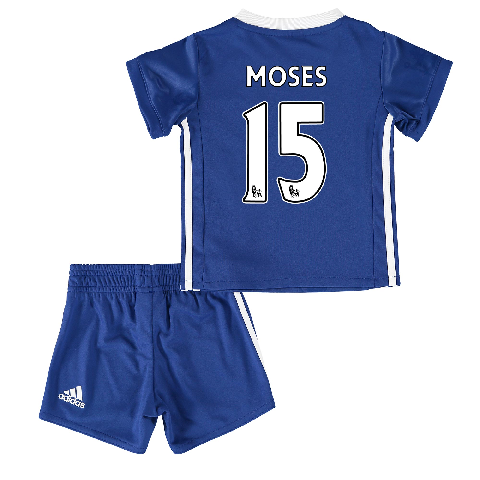 Chelsea Home Baby Kit 2016-17 with Moses 15 printing