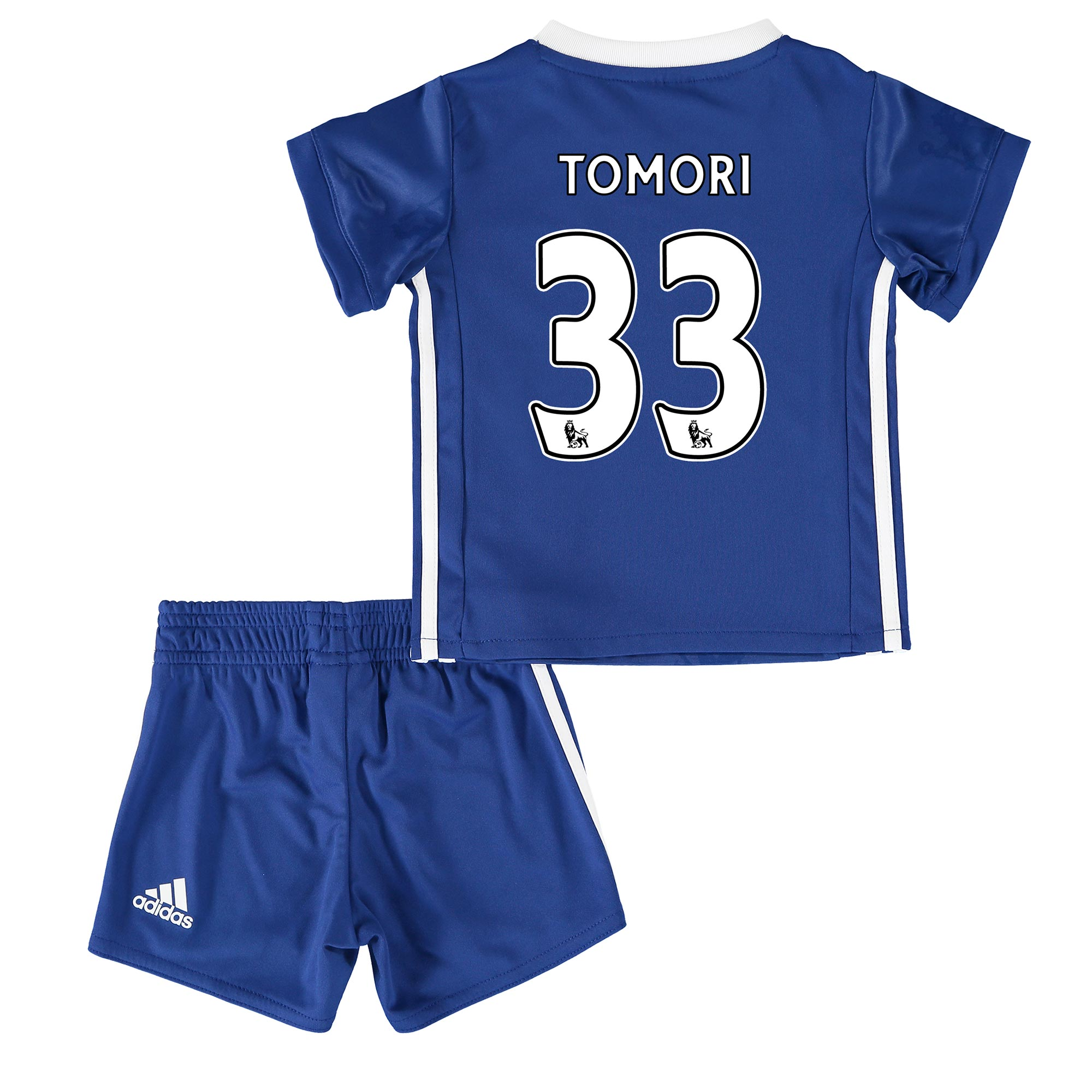 Chelsea Home Baby Kit 2016-17 with Tomori 33 printing
