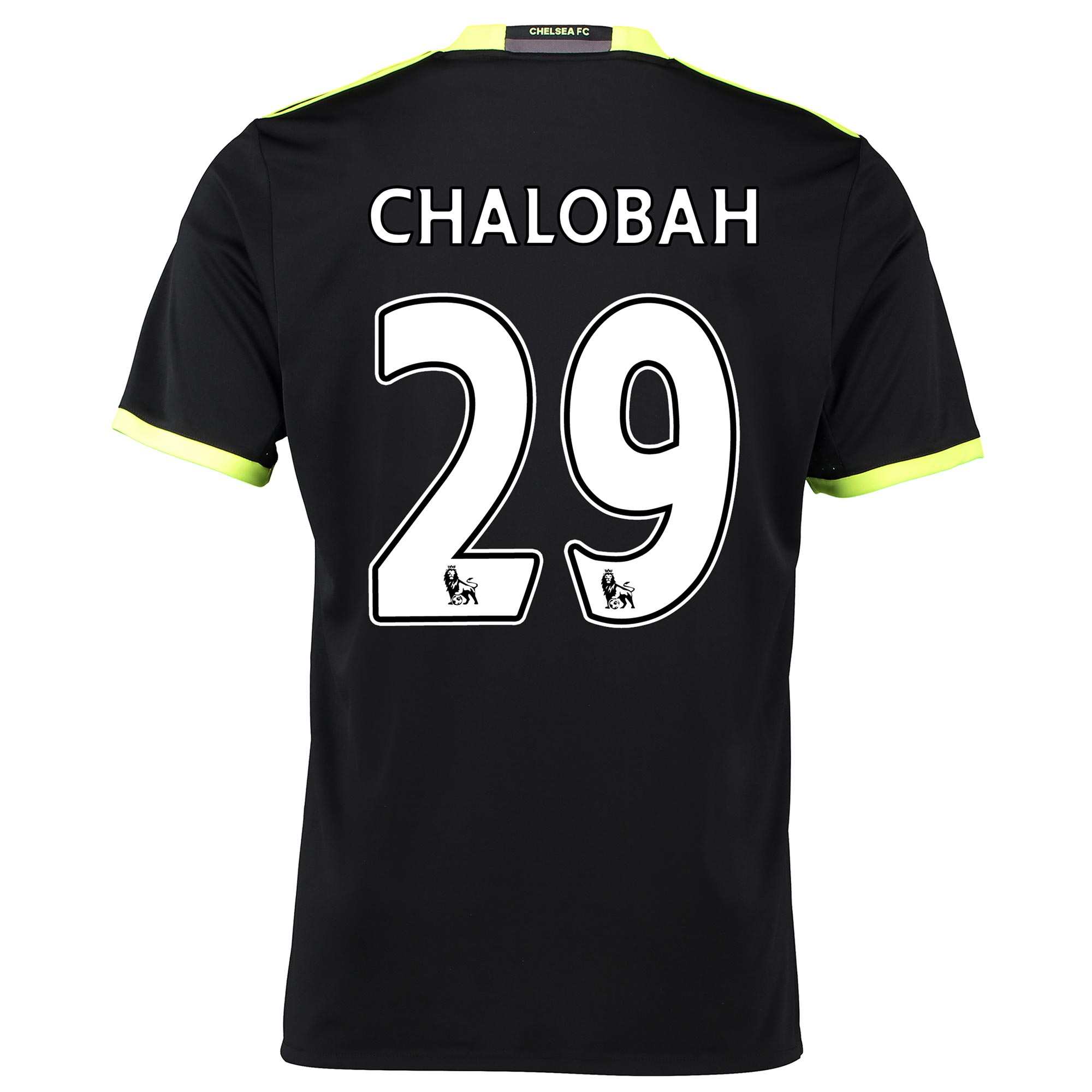Chelsea Away Shirt 16-17 with Chalobah 29 printing