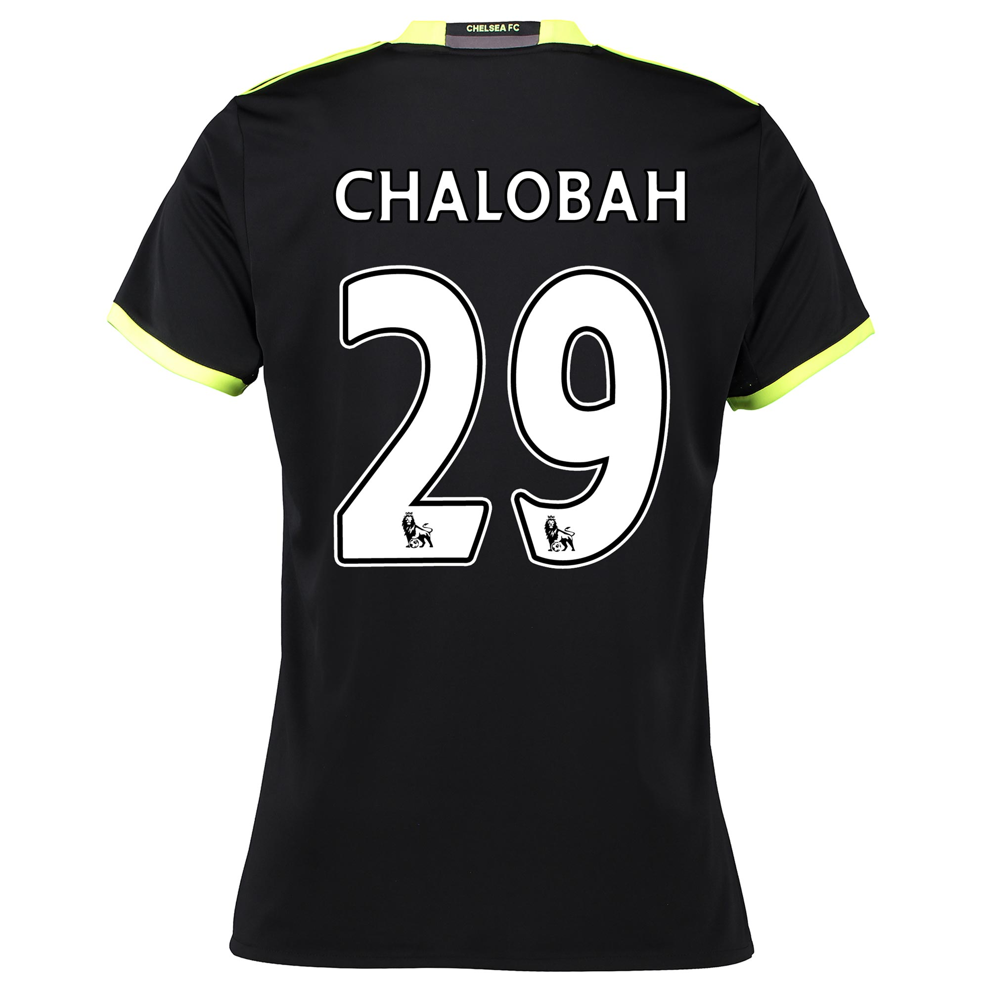 Chelsea Away Shirt 16-17 - Womens with Chalobah 29 printing