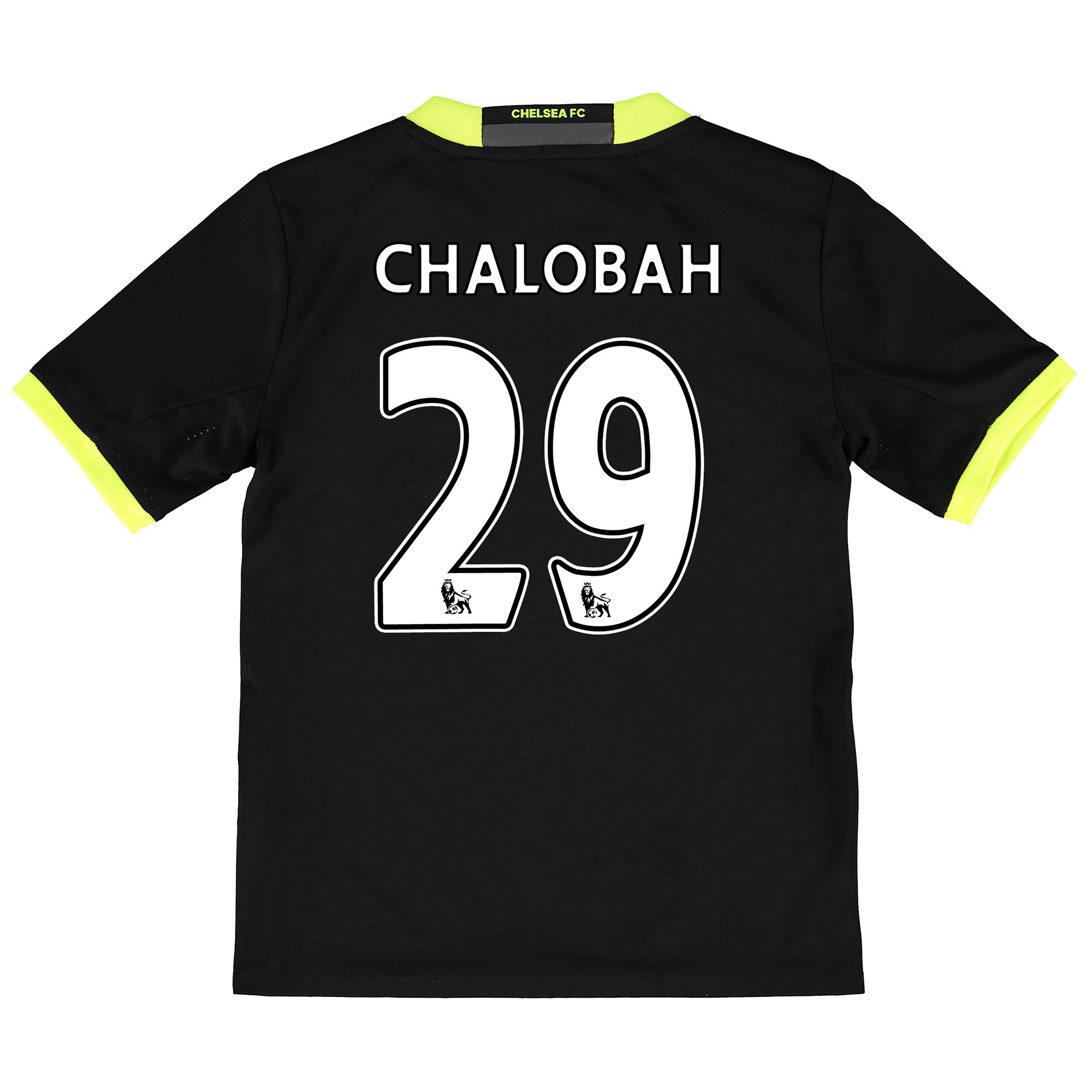 Chelsea Away Mini Kit 16-17 with Chalobah 29 printing