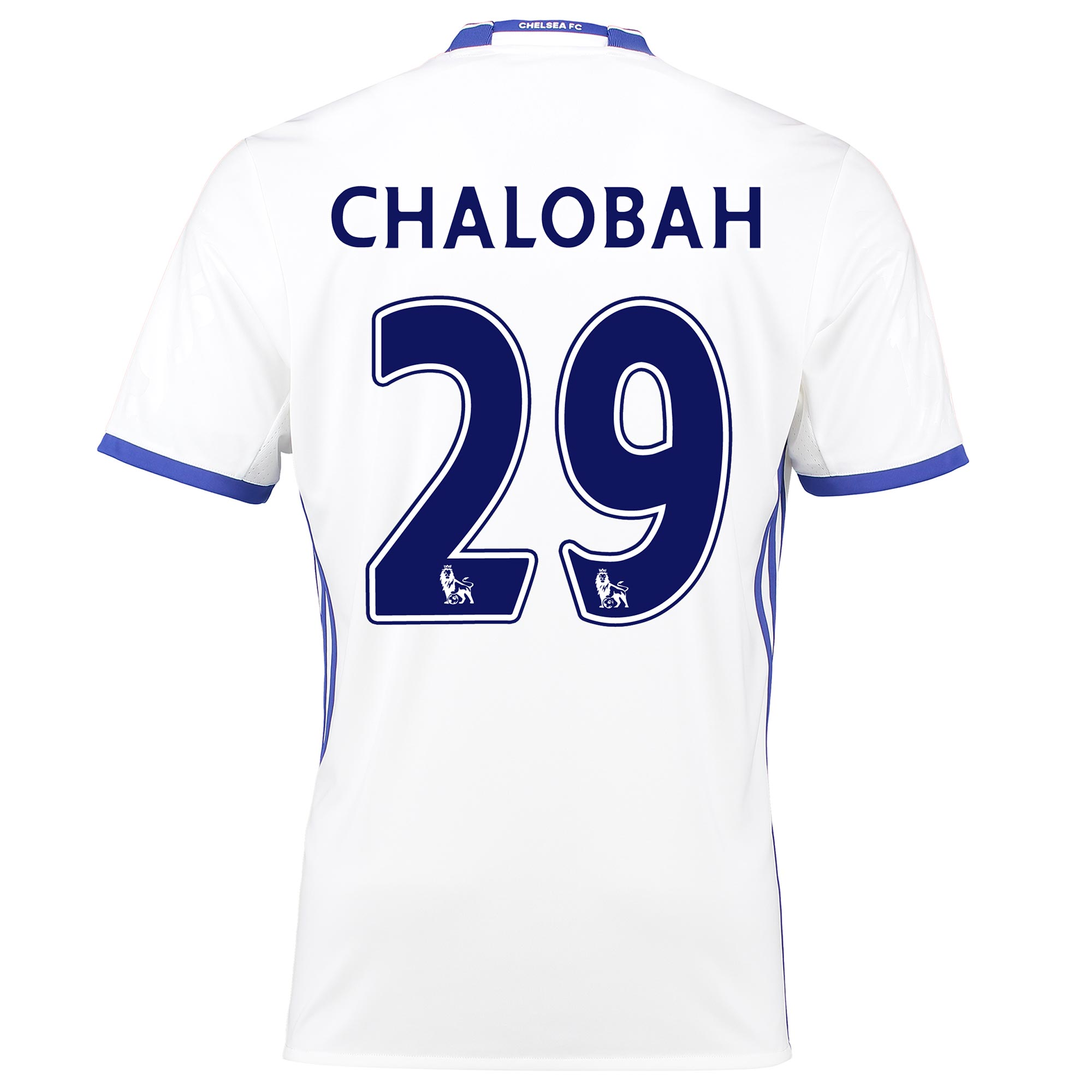 Chelsea Third Shirt 16-17 with Chalobah 29 printing