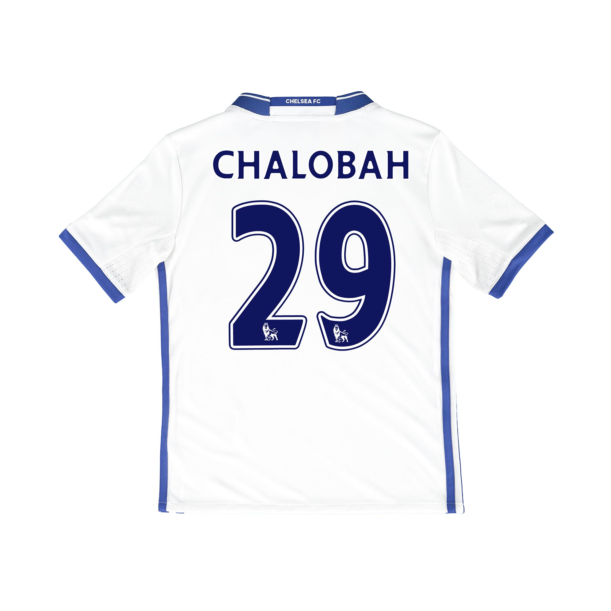 Chelsea Third Shirt 16-17 - Kids with Chalobah 29 printing