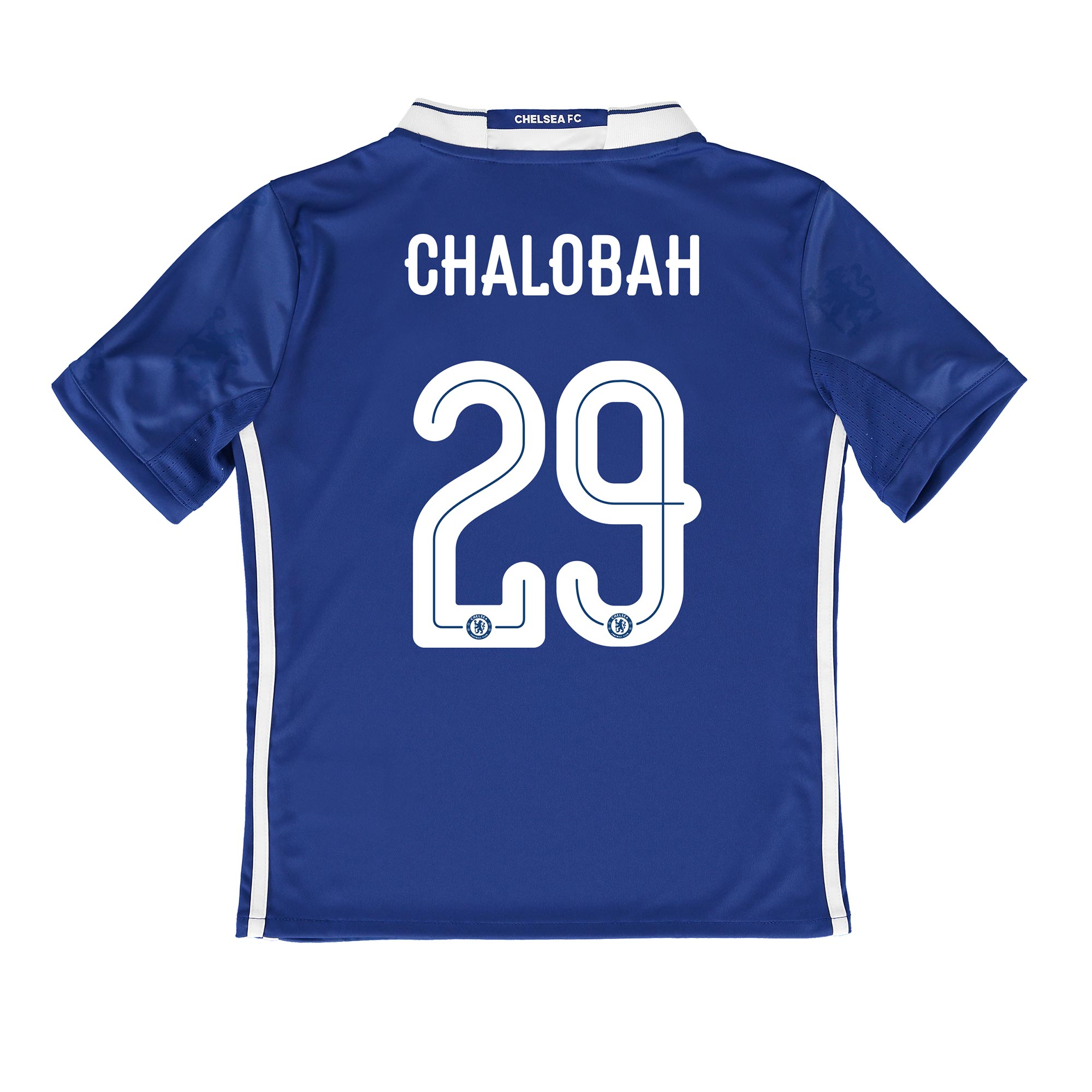 Chelsea Linear Home Shirt 2016-17 - Kids with Chalobah 29 printing