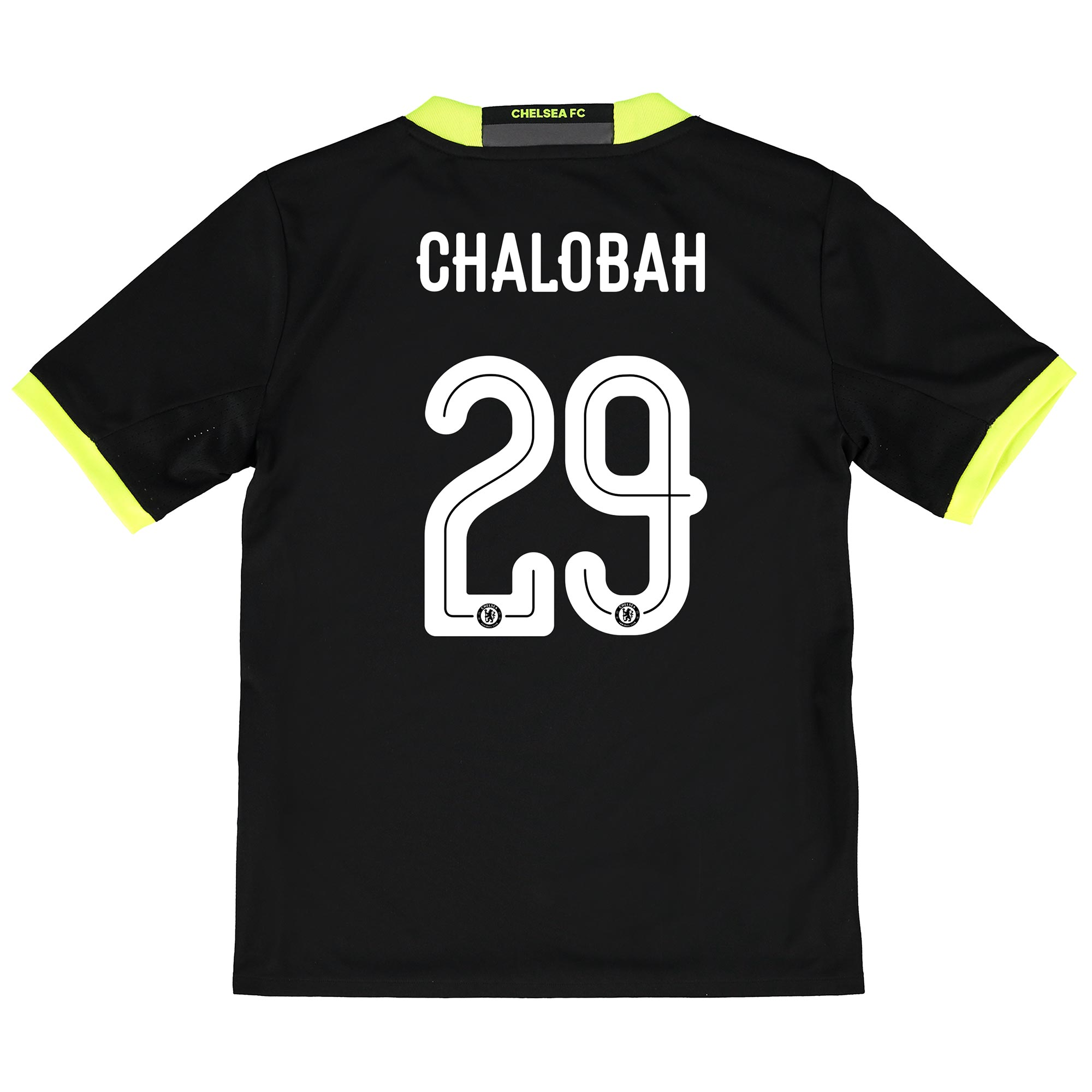 Chelsea Linear Away Shirt 16-17 - Kids with Chalobah 29 printing