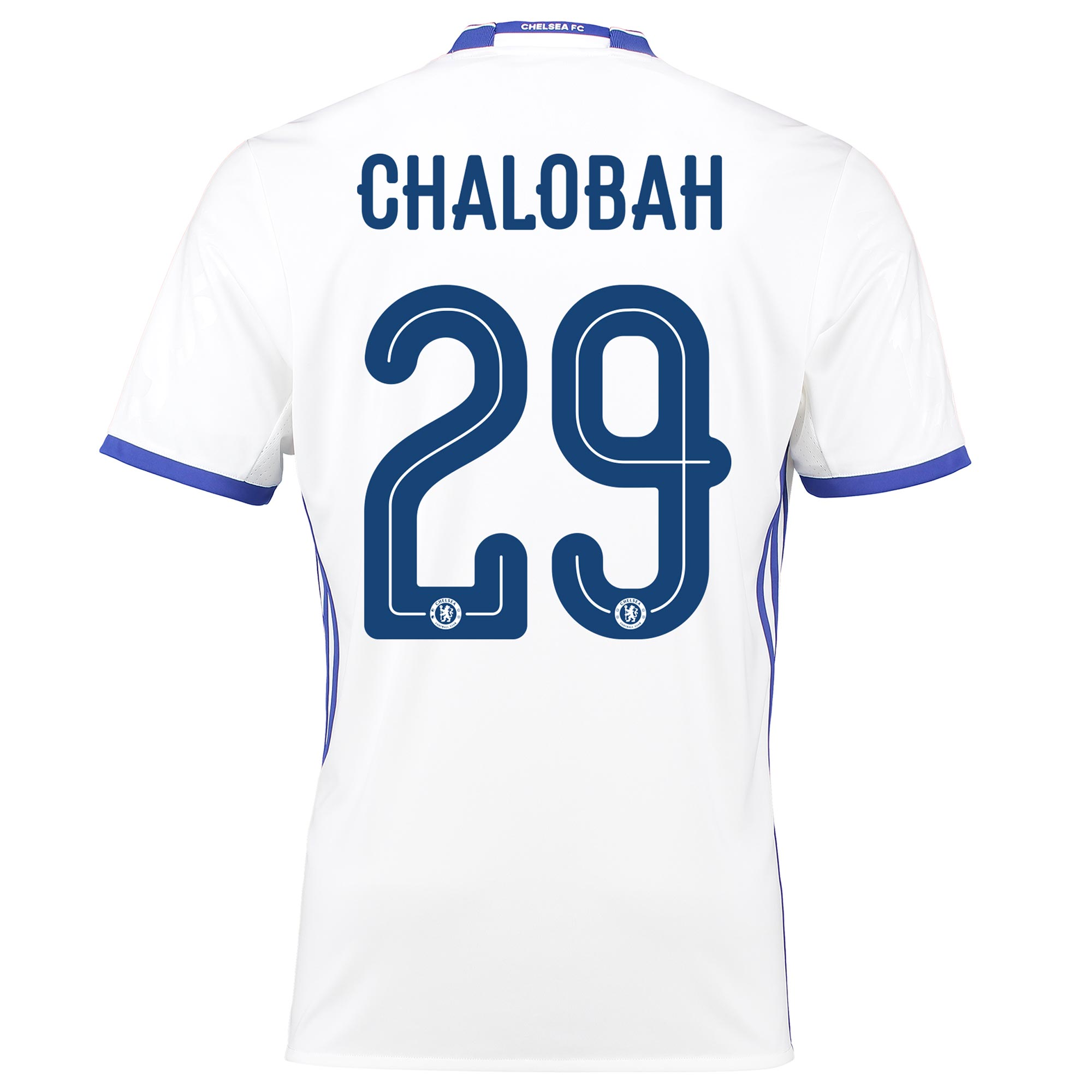 Chelsea Linear Third Shirt 16-17 with Chalobah 29 printing