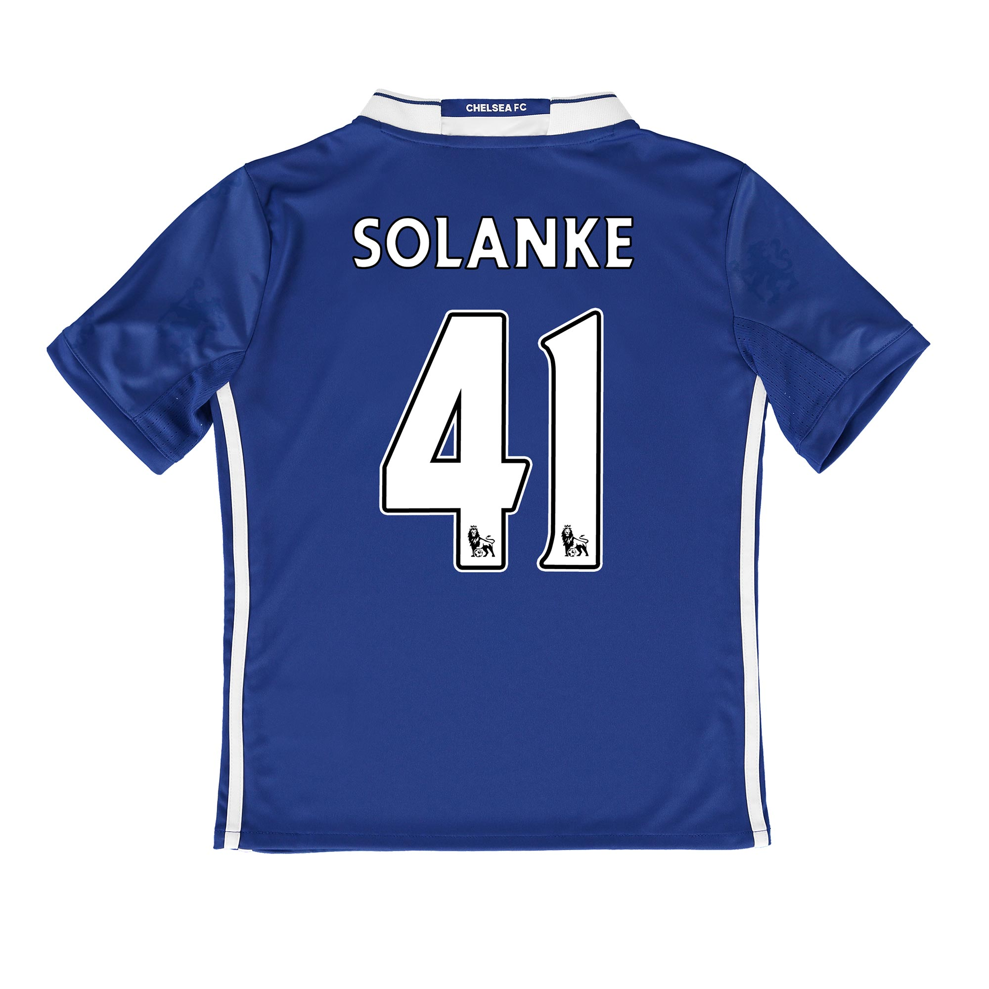 Chelsea Home Shirt 2016-17 - Kids with Solanke 41 printing