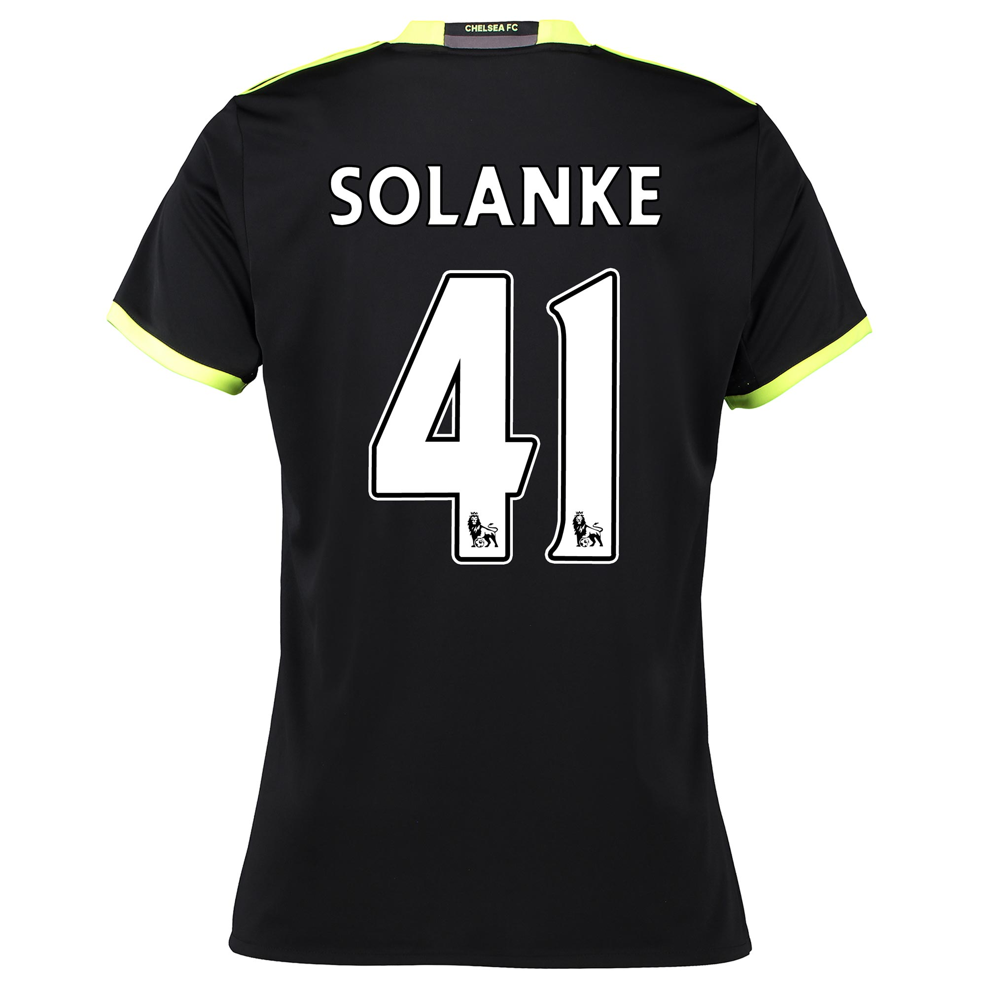 Chelsea Away Shirt 16-17 - Womens with Solanke 41 printing