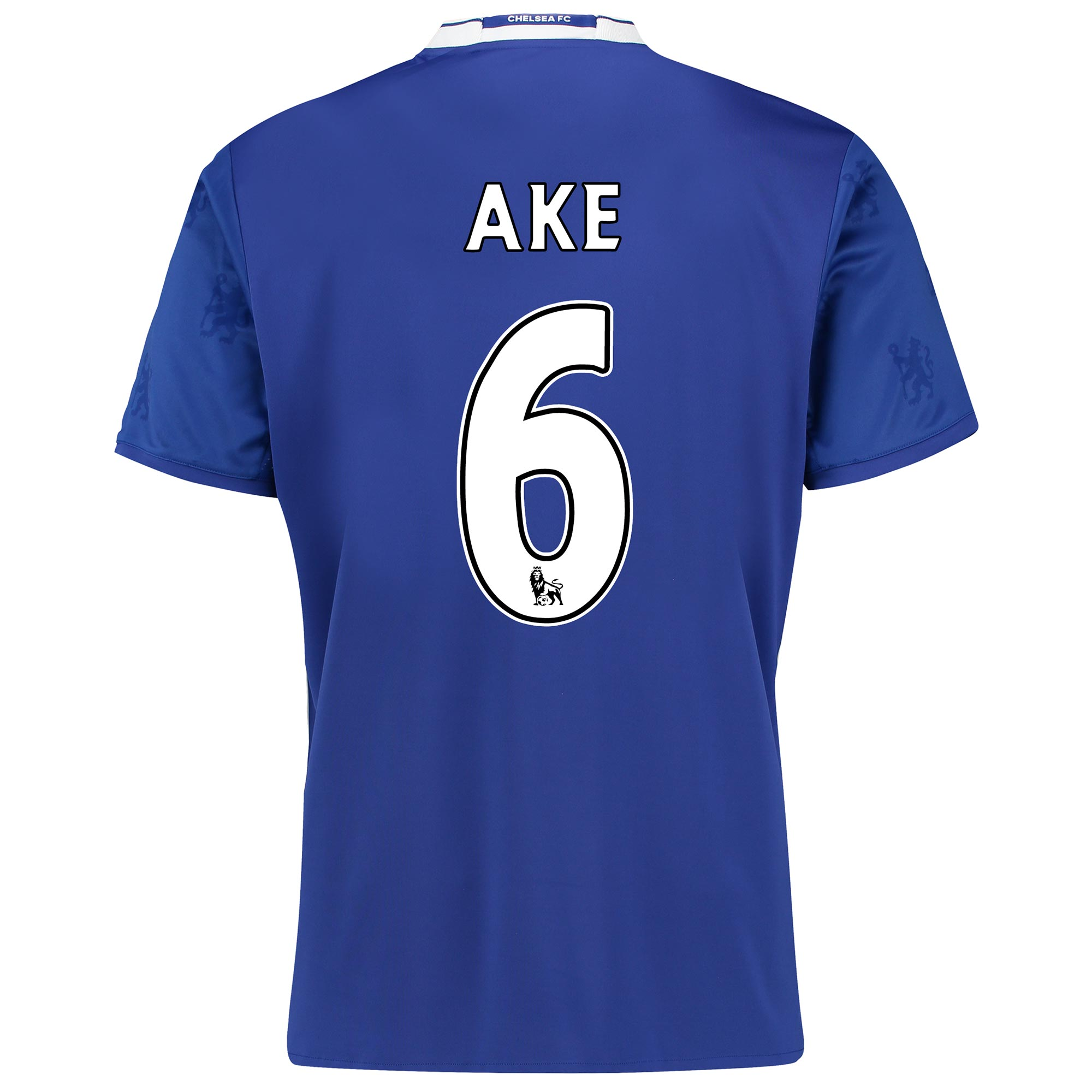 Chelsea Home Shirt 2016-17 with Ake 6 printing