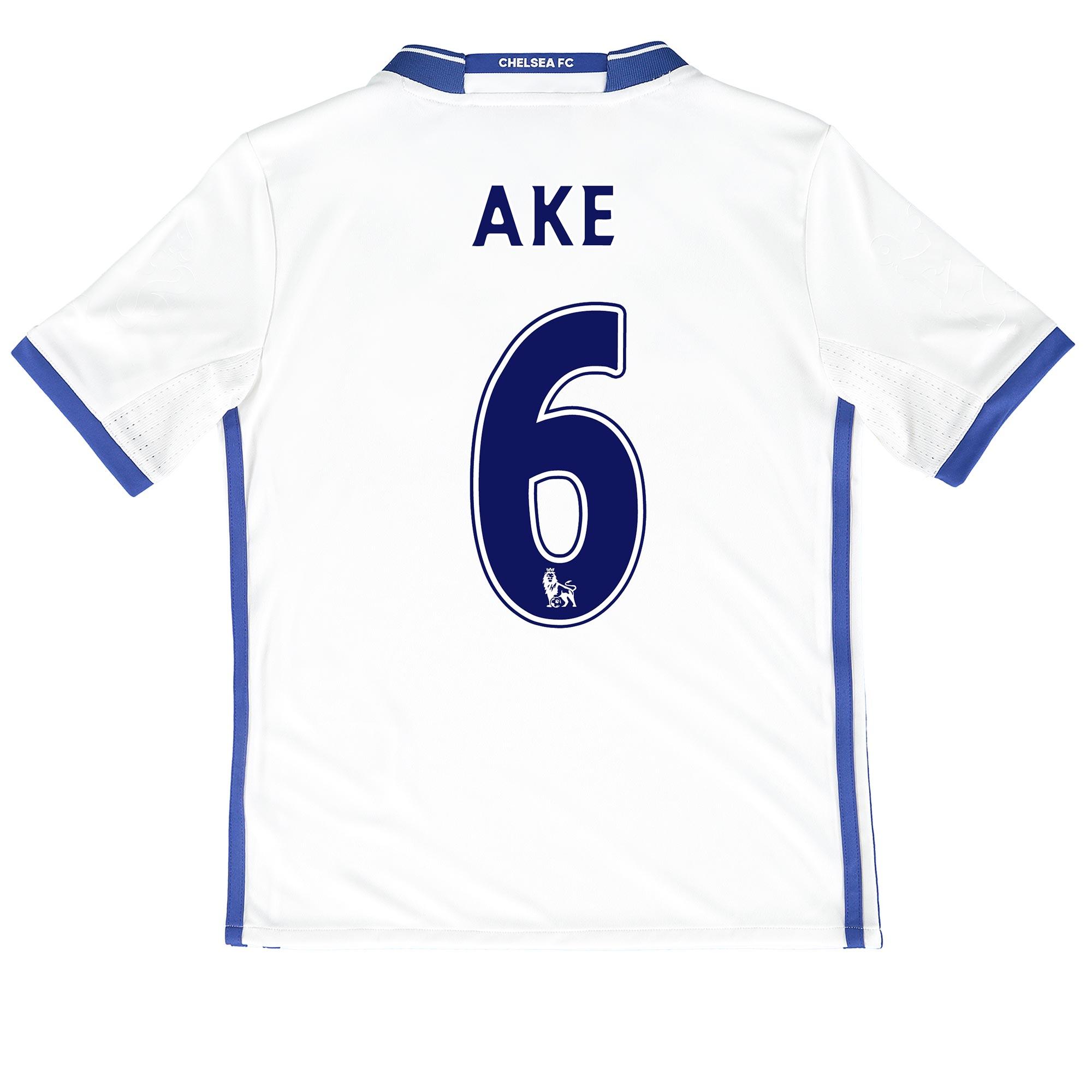 Chelsea Third Shirt 16-17 - Kids with Ake 6 printing