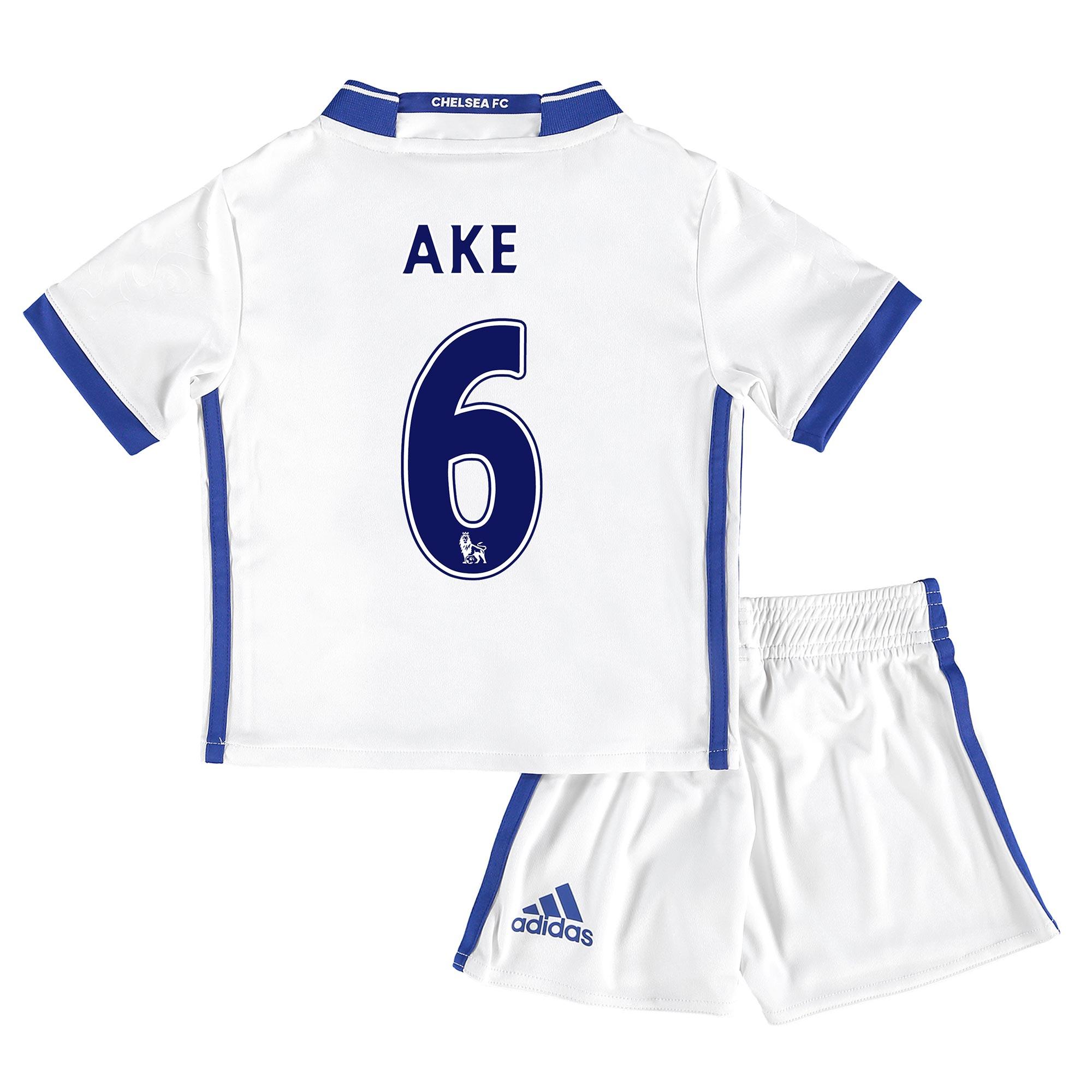 Chelsea Third Mini Kit 16-17 with Ake 6 printing