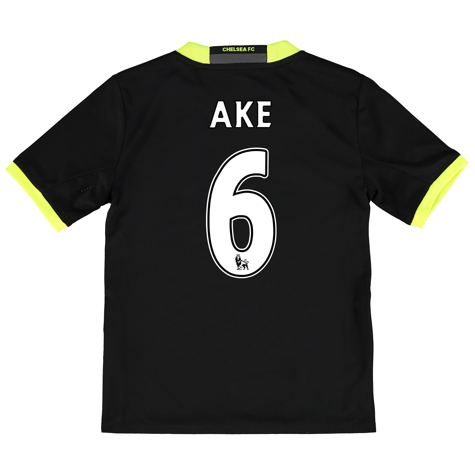 Chelsea Away Shirt 16-17 - Kids with Ake 6 printing